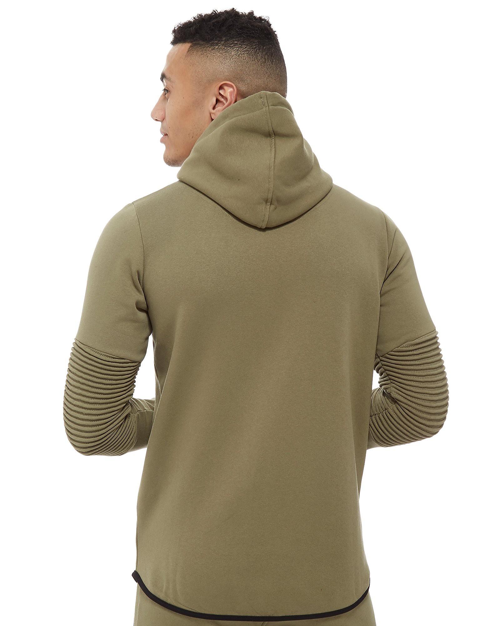 Supply & Demand Manhattan Brushback Fleece Hoodie
