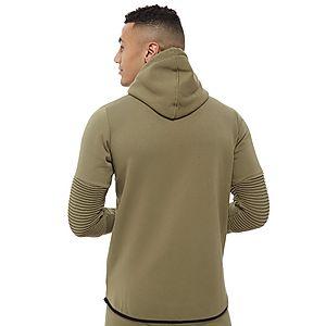 Supply & Demand Manhattan Brushback Fleece Hoodie Supply & Demand Manhattan  Brushback Fleece Hoodie