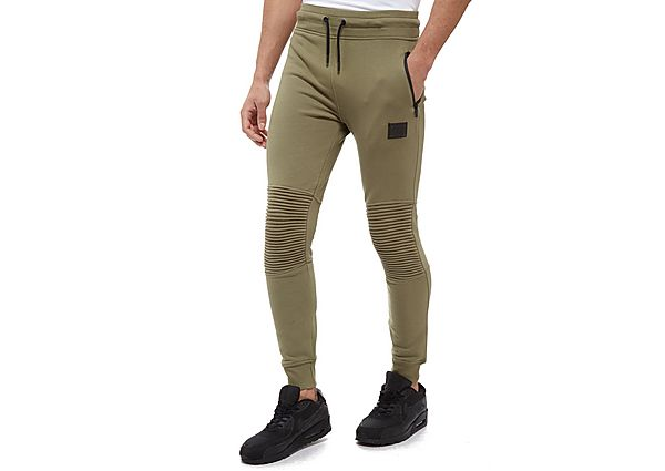 Supply & Demand Manhattan Brushback Fleece Joggers - Only at JD, Sage