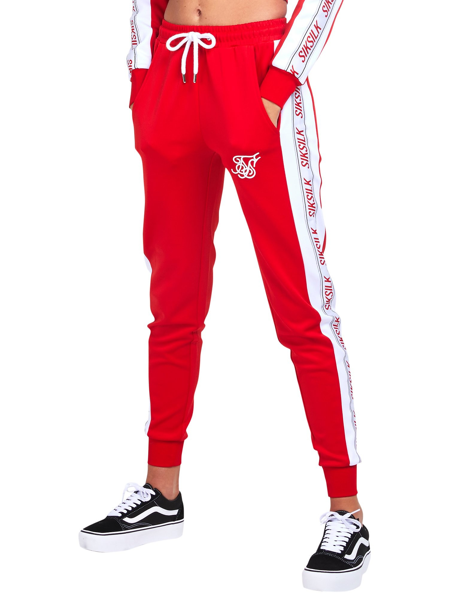 SikSilk Tape Poly Pants