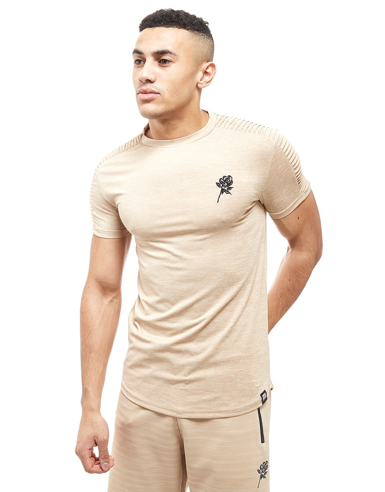 Supply & Demand Sanded T-Shirt - Only at JD, Stone