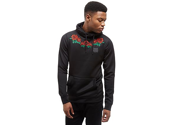 Supply & Demand Rose Overhead Hoodie - Only at JD, Black