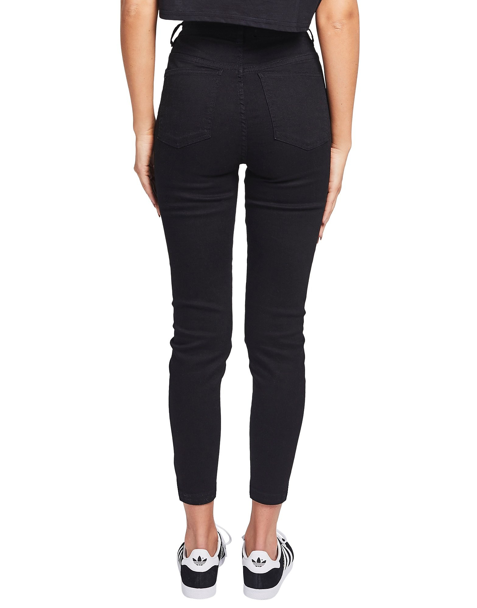 SikSilk High Waist Skinny Jeans