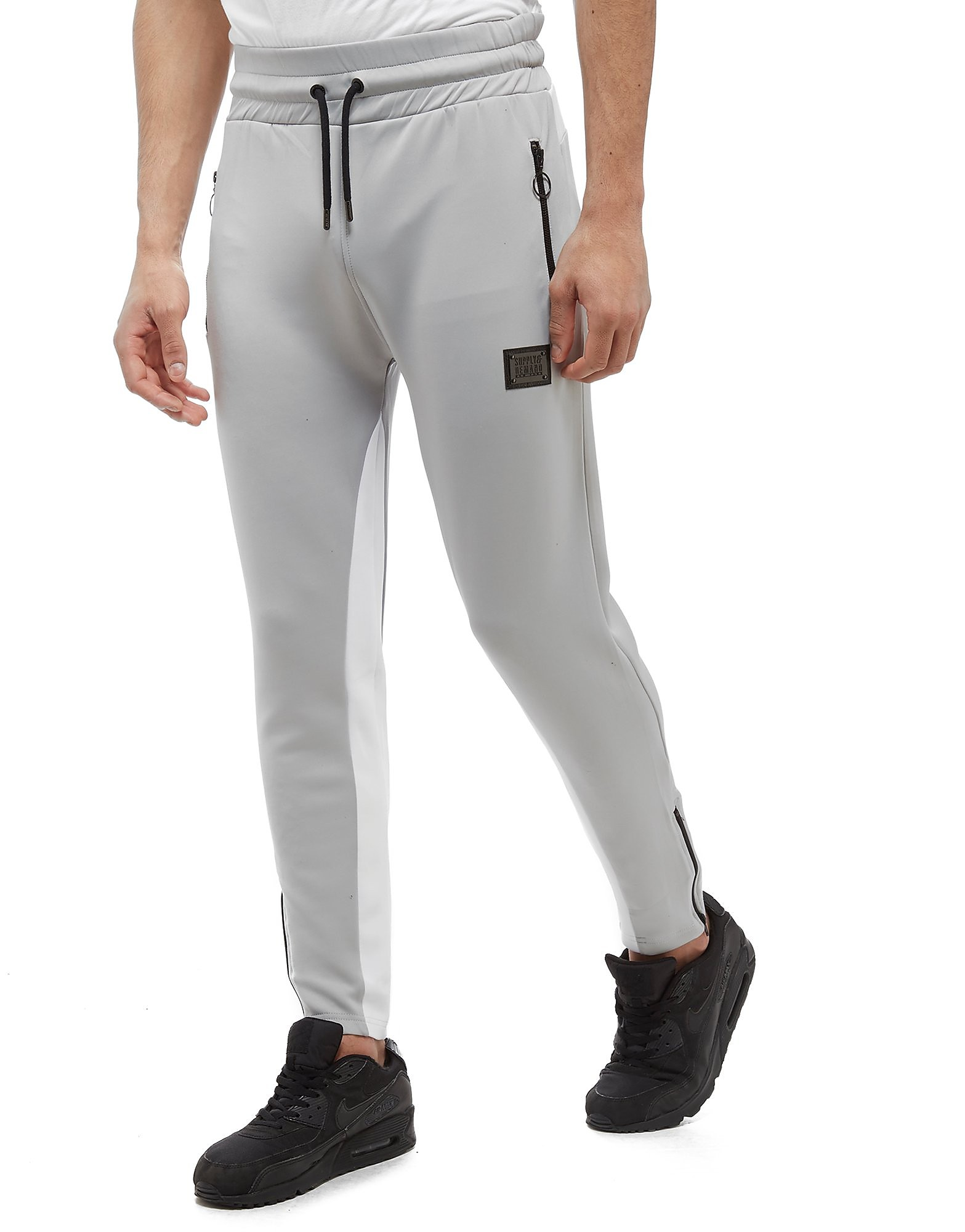 Supply & Demand Pantalon de suvêtement Alaska Joggers Homme - Gris, Gris