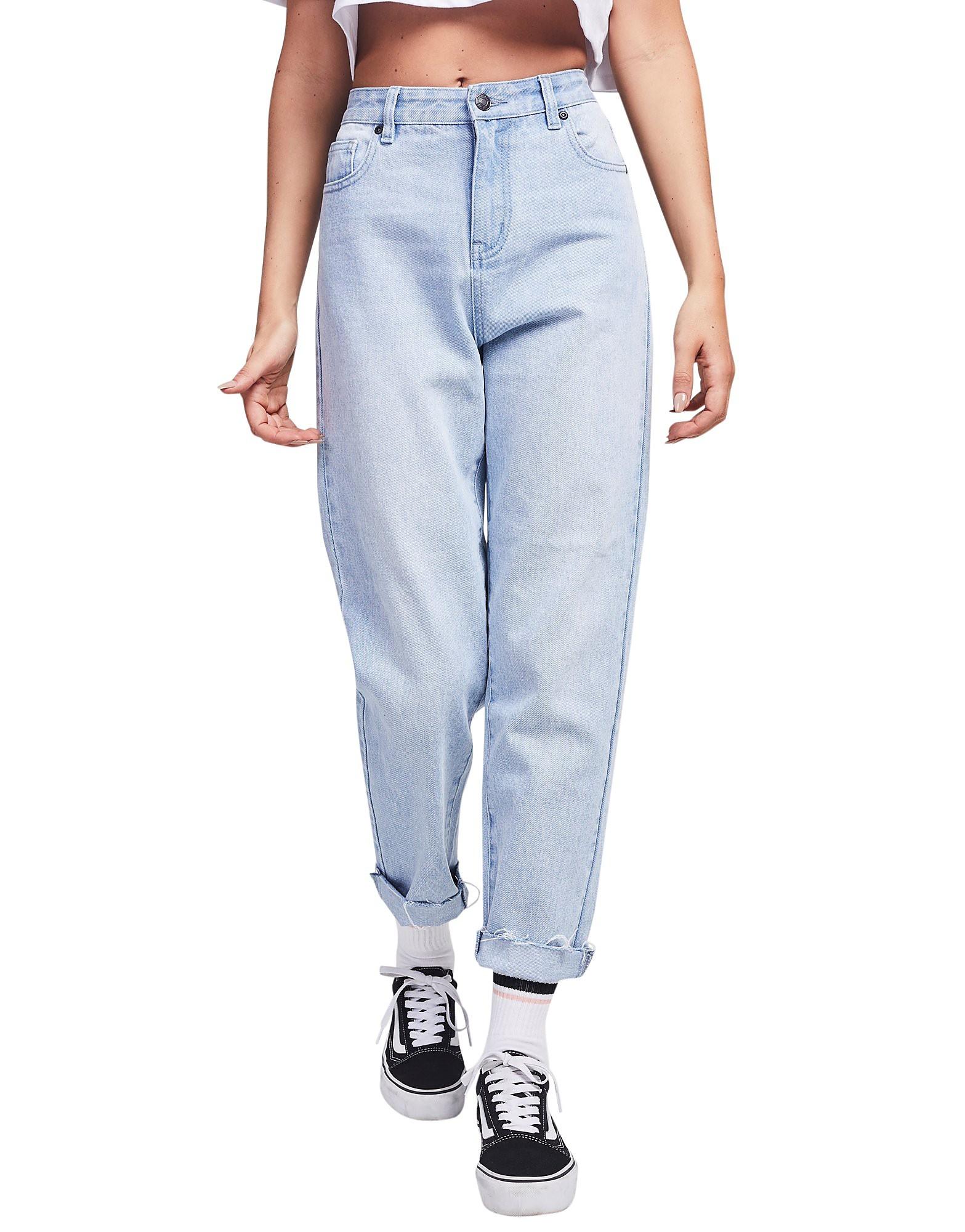 SikSilk Mom Jeans