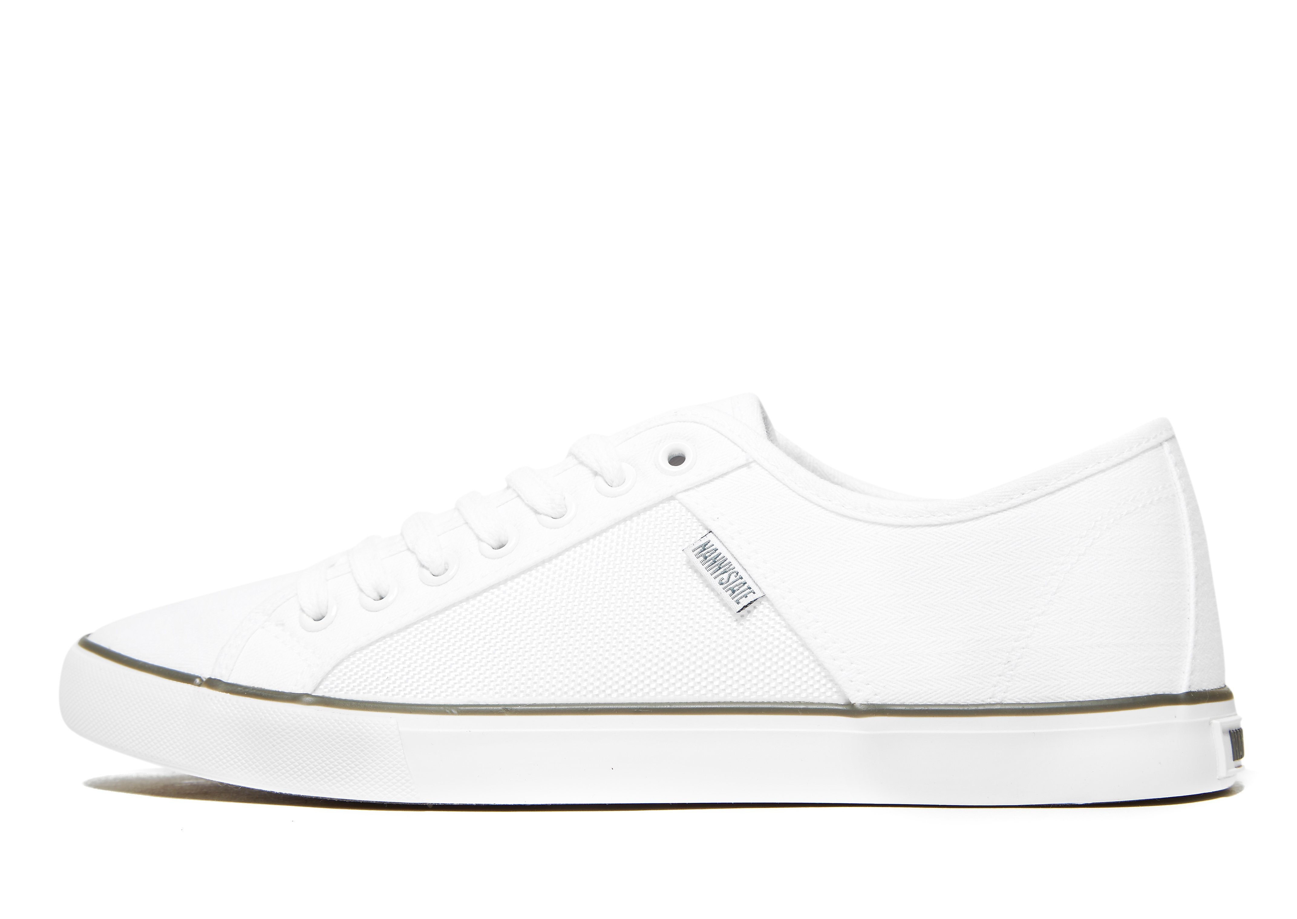 Chaussures à lacets Only blanches Casual homme