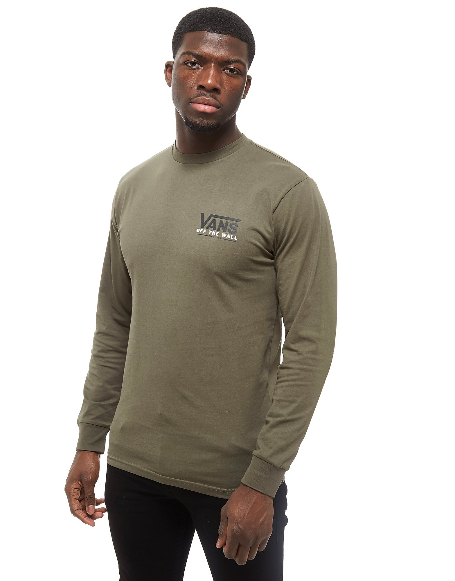 Vans Carter Long Sleeve T-Shirt