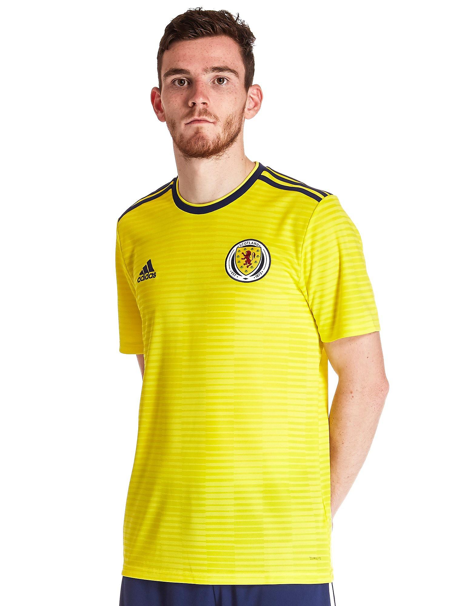 adidas Scotland 2018/19 Away Shirt Heren