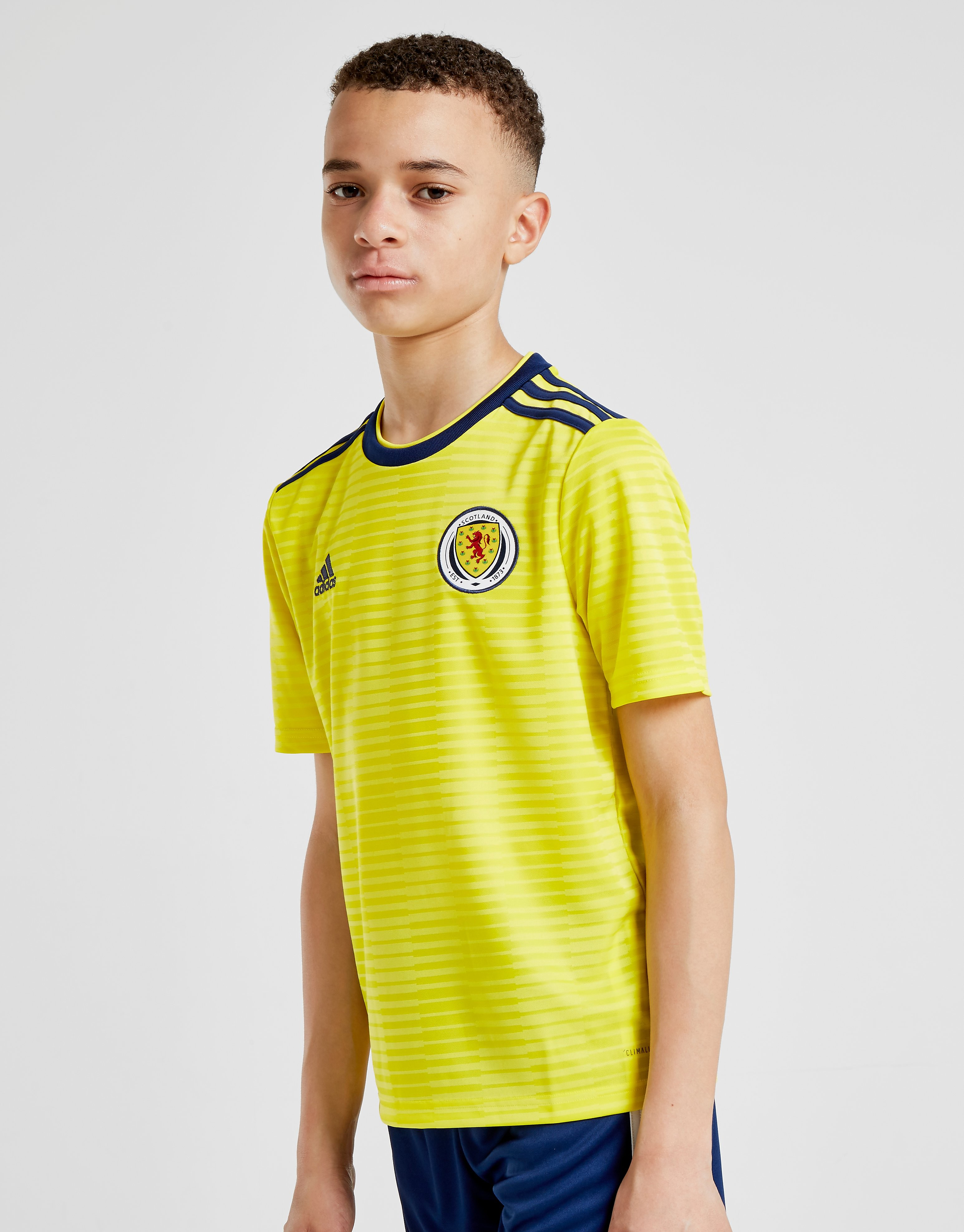 adidas Scotland FA 2018 Away Shirt Junior