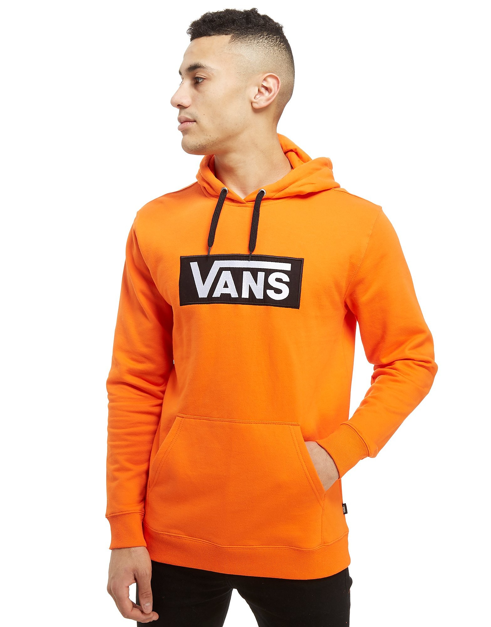 Vans Drop V Embroidered Logo Hoodie