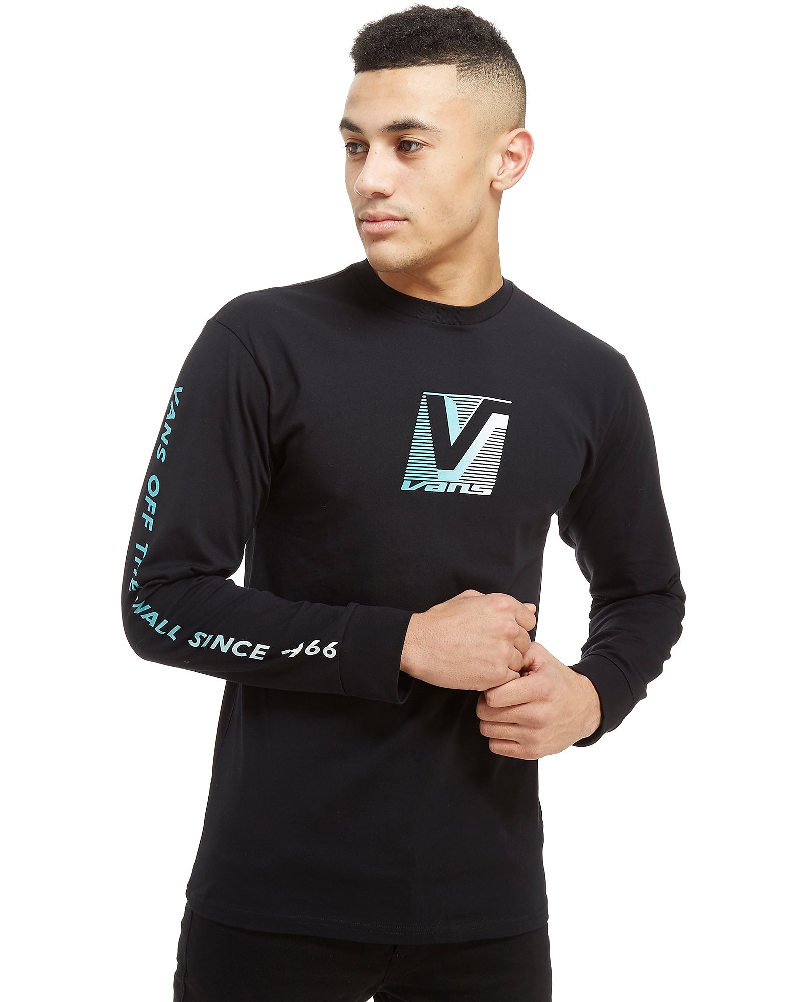 Vans Grand V Fade Long Sleeve T-Shirt