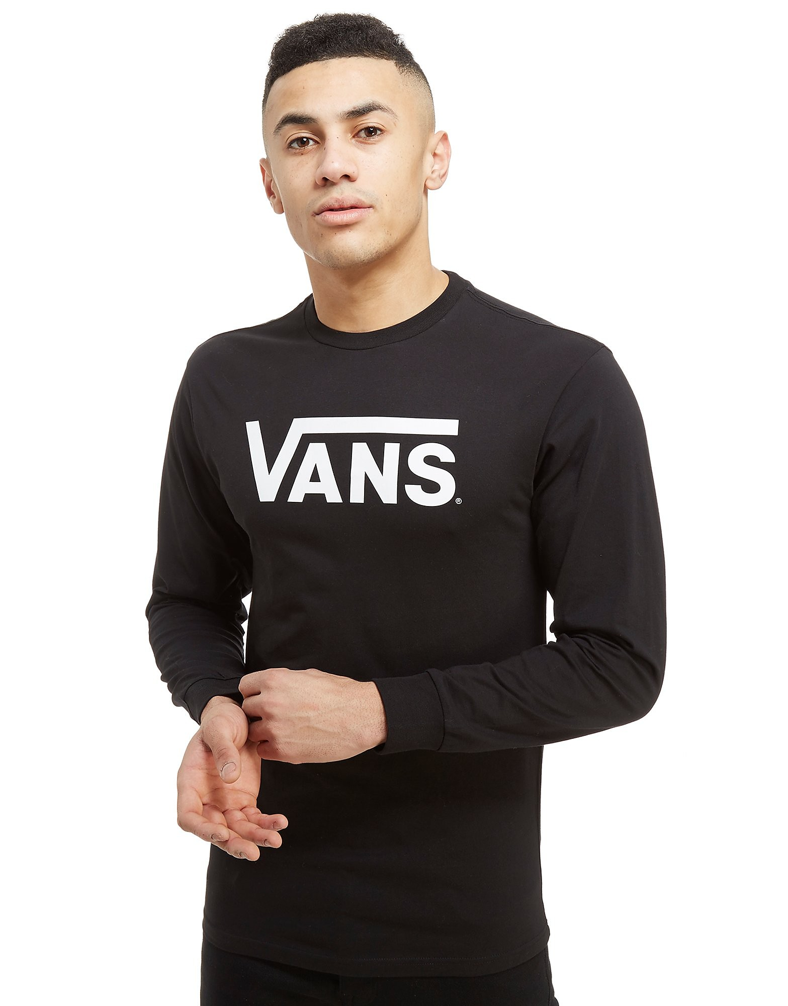 Vans Drop V Long Sleeve T-Shirt