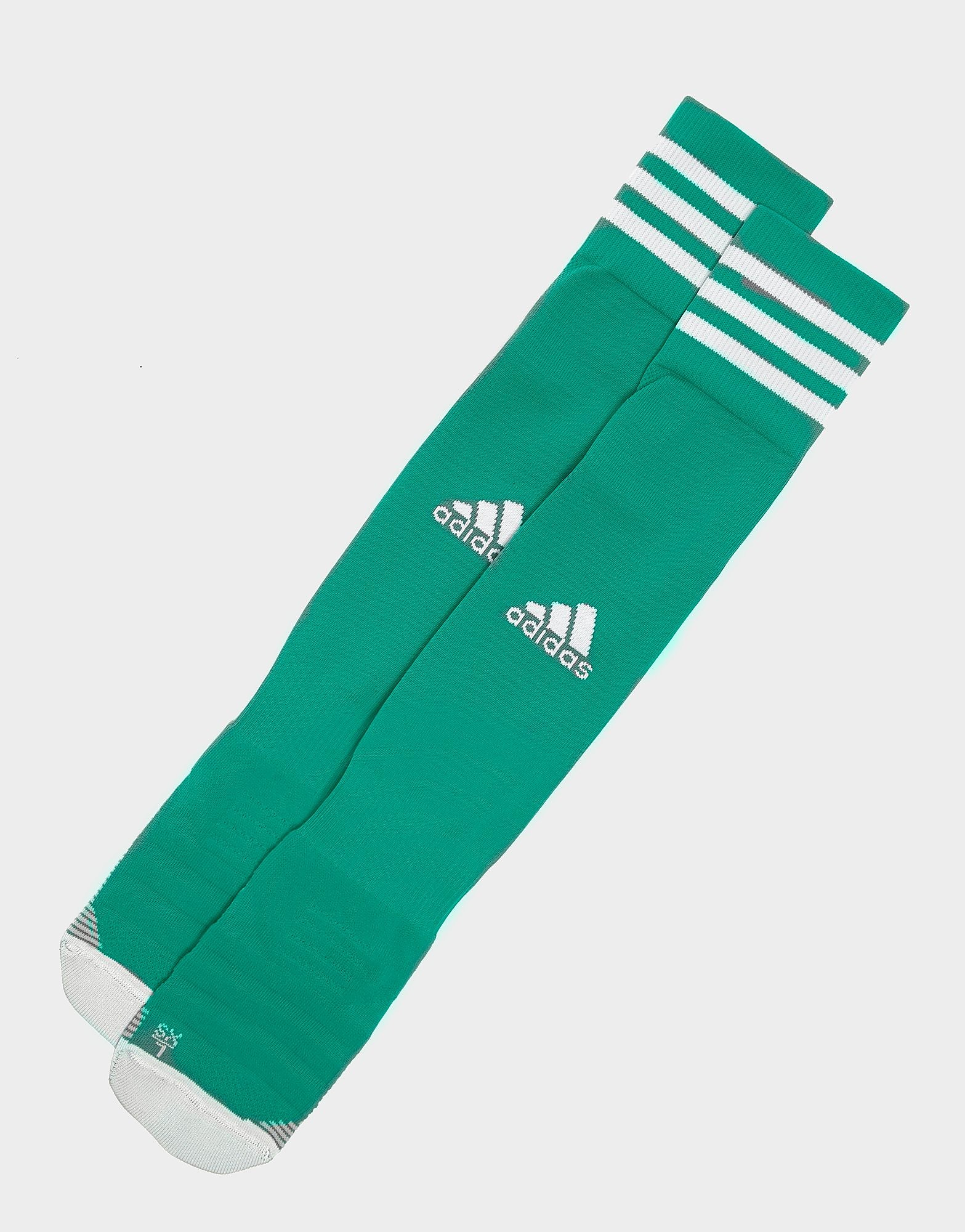 adidas Wales 2018/19 Away Socks Junior - Groen - Kind