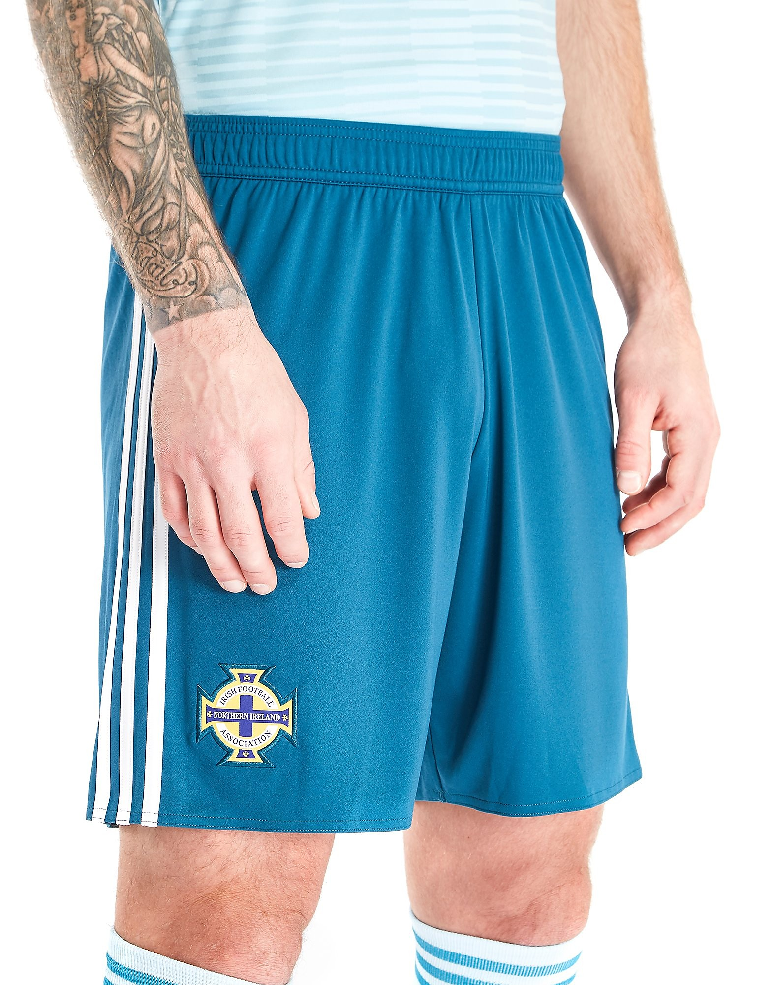 adidas Northern Ireland 2018 Udebane Shorts