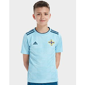 0134f87b1 adidas Northern Ireland 2018 19 Away Shirt Junior ...