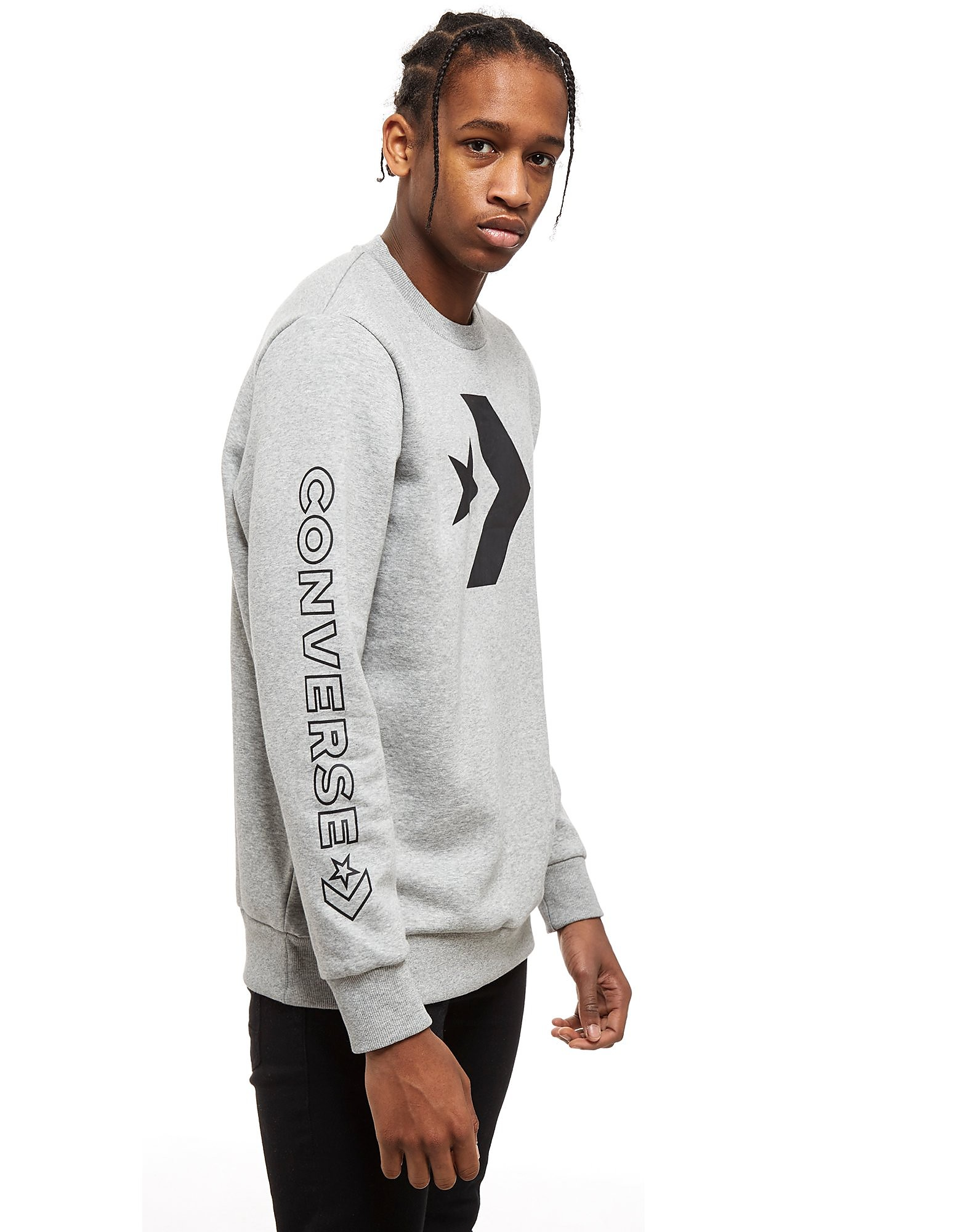 Converse Big Star Chevron Sweatshirt