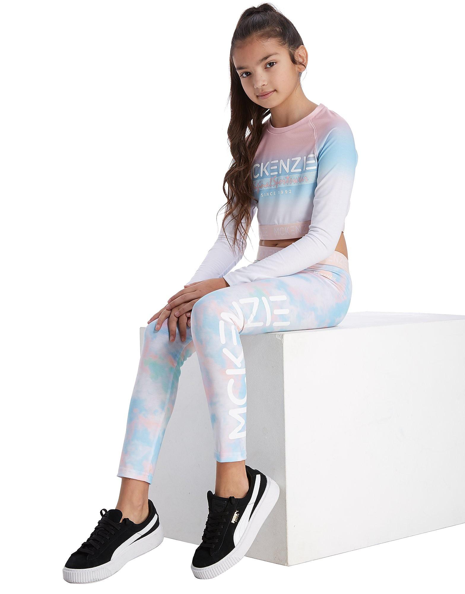 McKenzie Girls' Harlow Leggings Junior - alleen bij JD - Roze - Kind