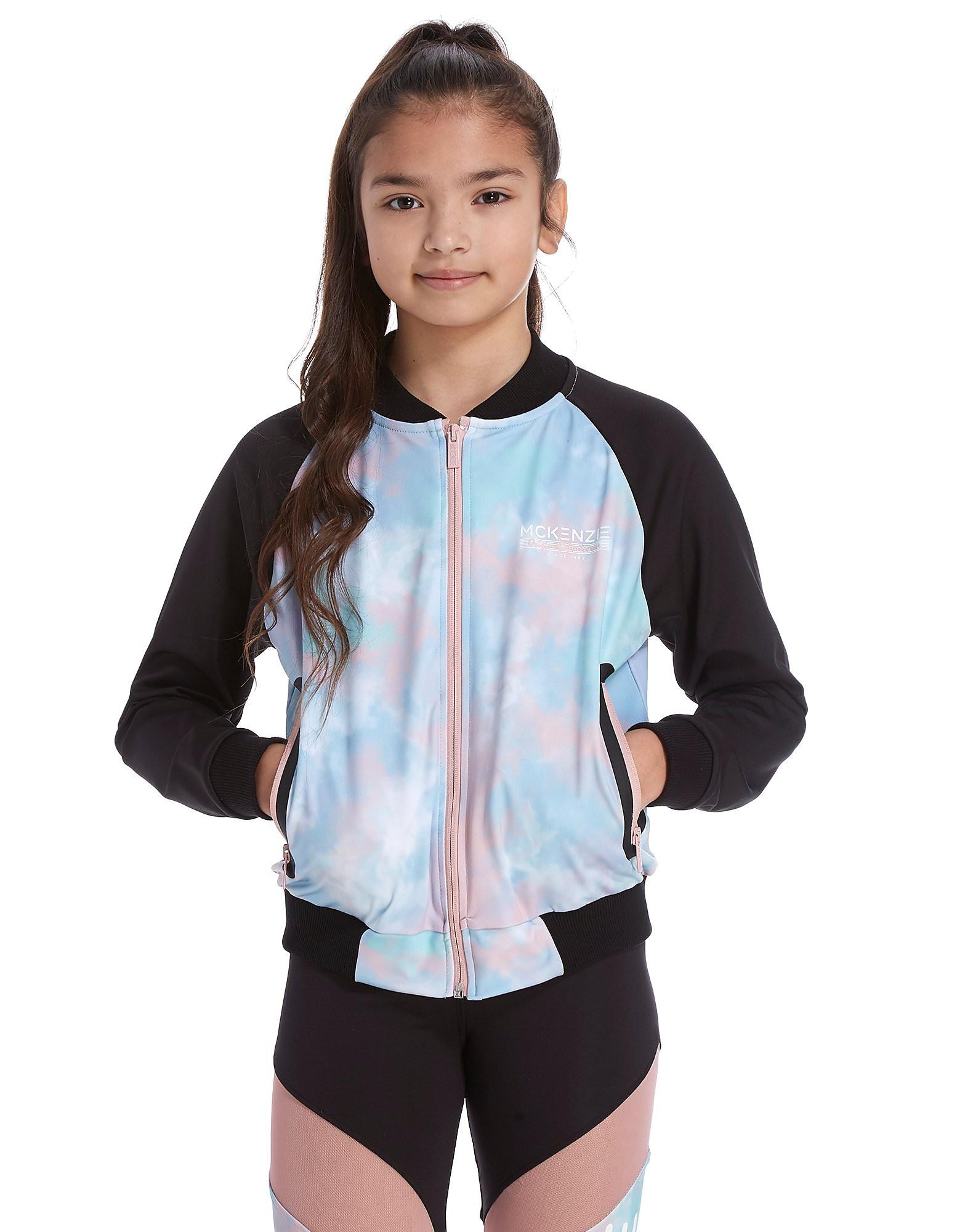 McKenzie Girls' Dylan Tri Bomber Jacket Junior - alleen bij JD - Roze - Kind