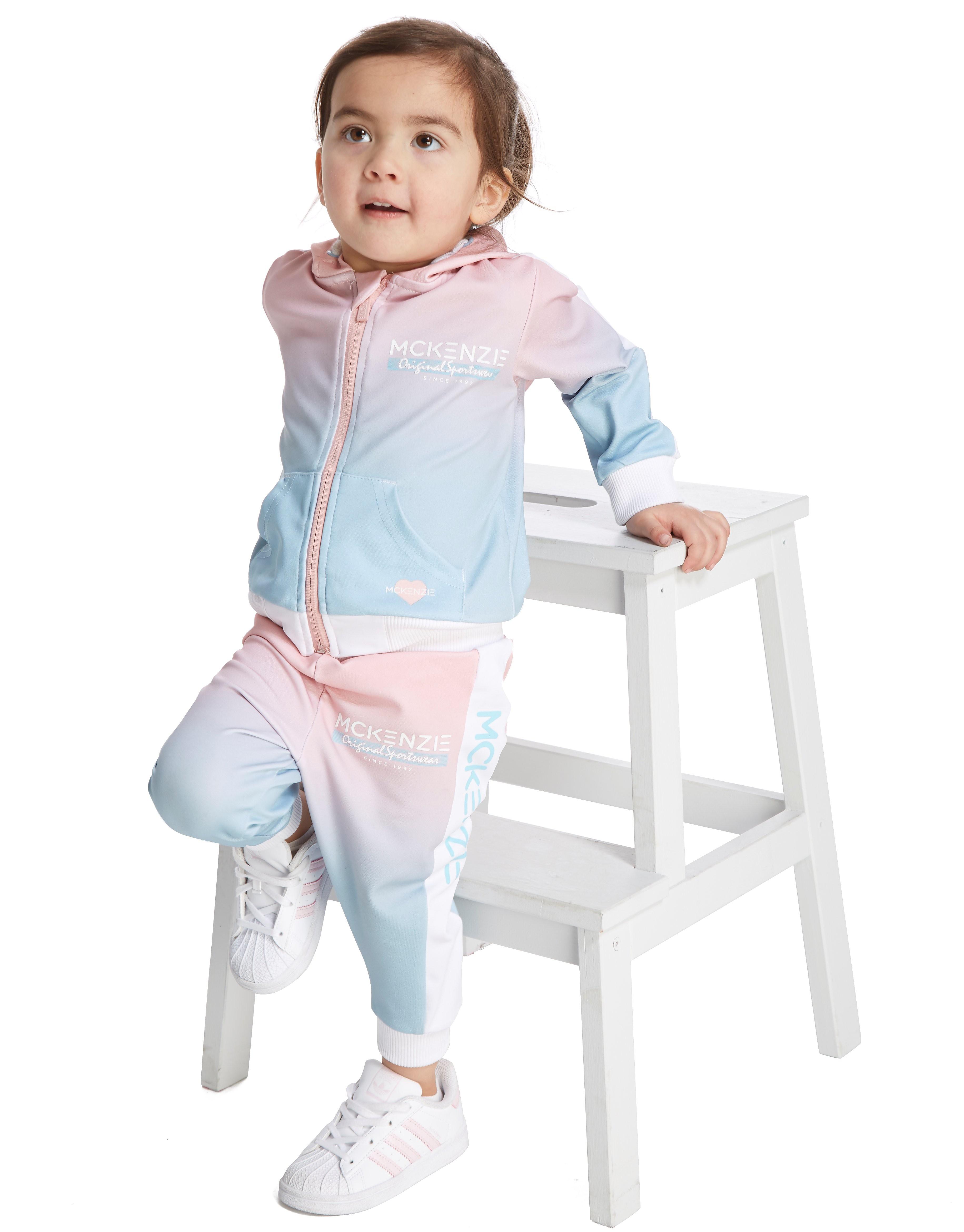 McKenzie Girls' Sienna Fleece Suit Infant