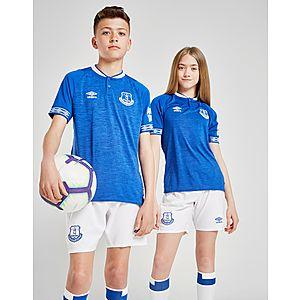 e62339103 Umbro Everton FC 2018 19 Home Shirt Junior ...