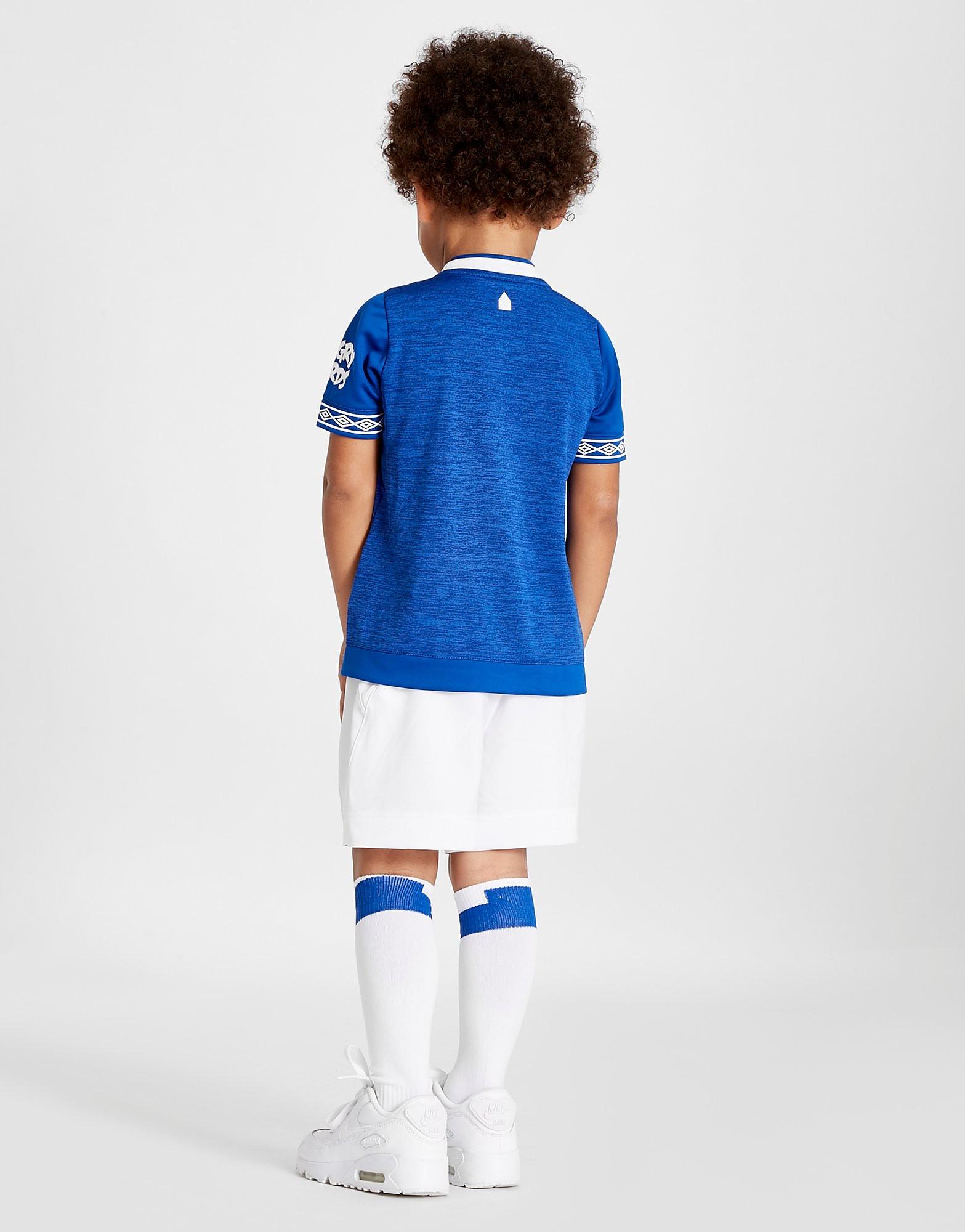 Umbro Everton FC 2018/19 Home Kit Children