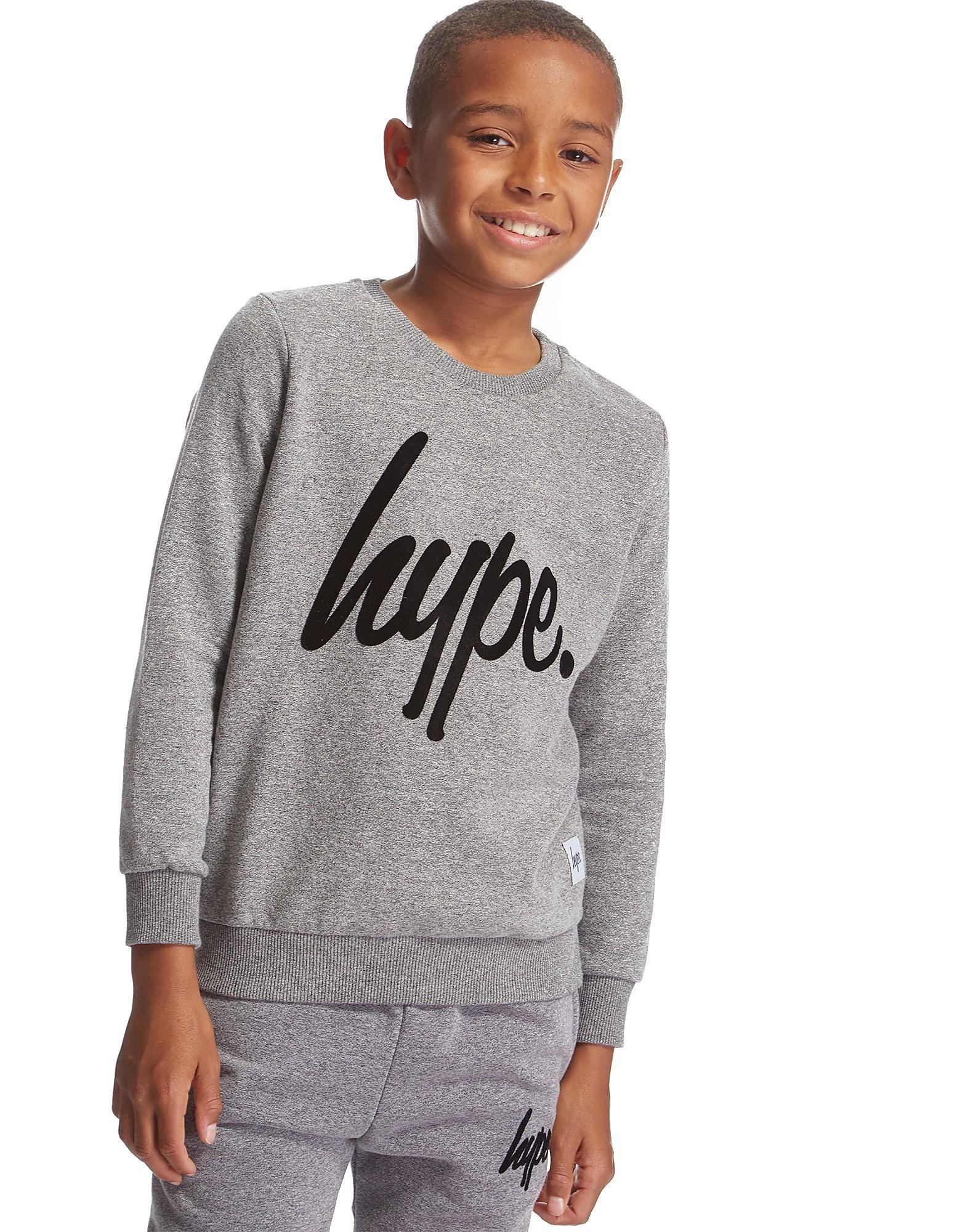 Hype Flock Crew Sweatshirt Junior
