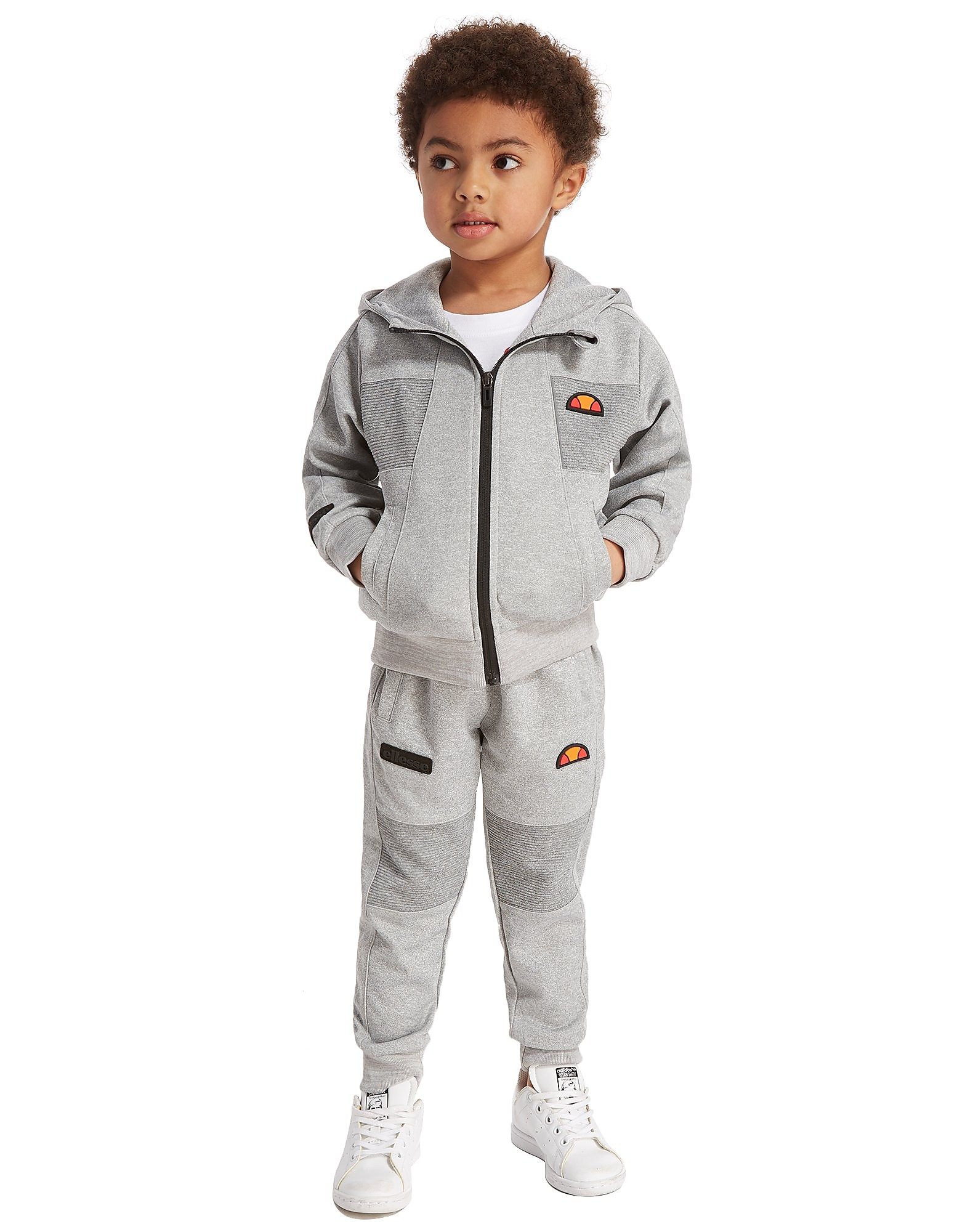Ellesse Lineao Poly Suit Children