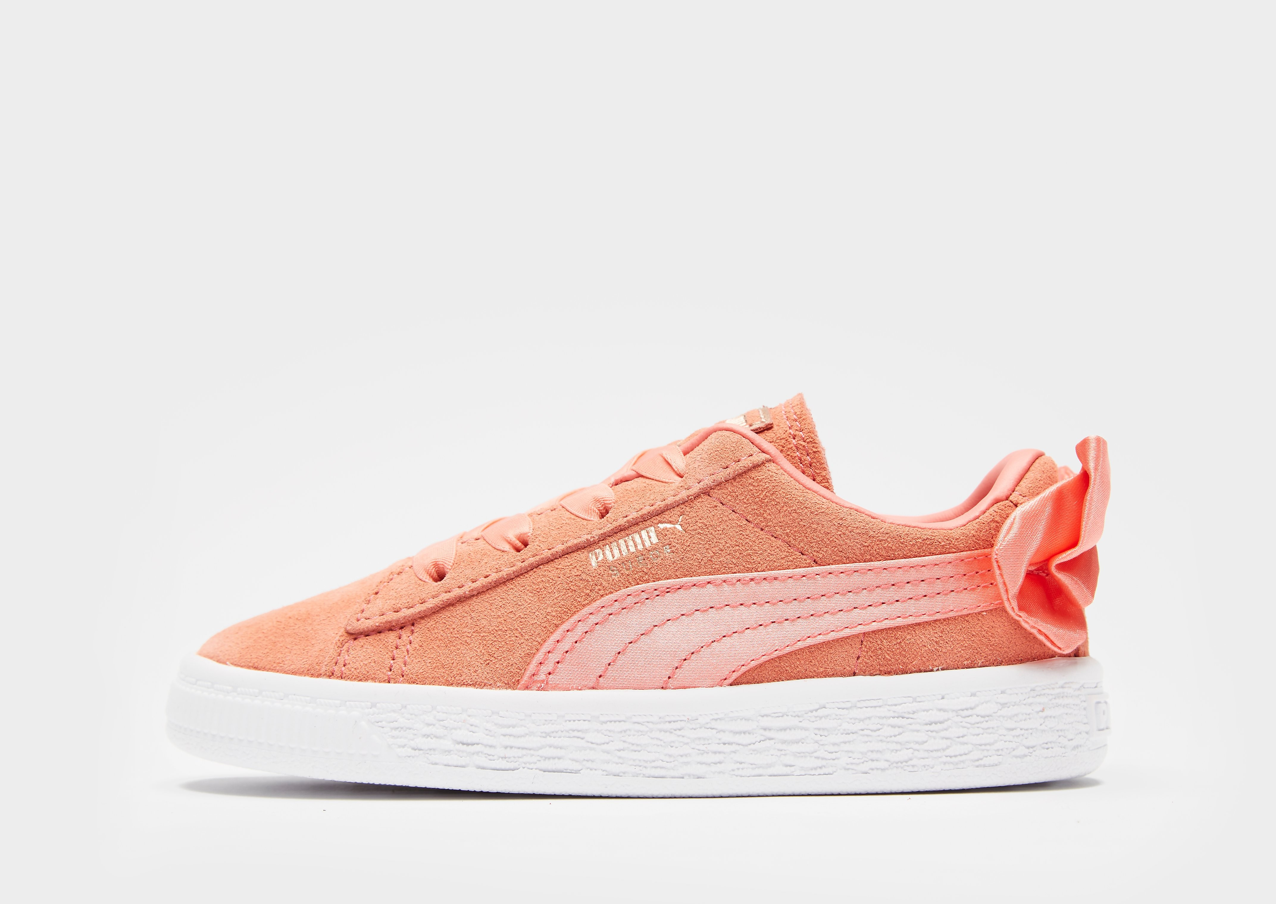 PUMA Suede Bow Infant