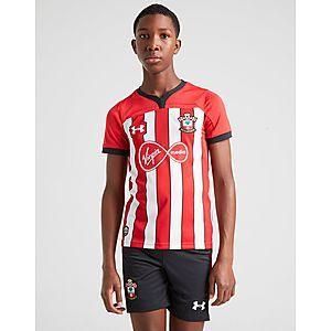 competitive price 54096 b4e8c Under Armour Southampton FC 201819 Home Shirt Junior ...