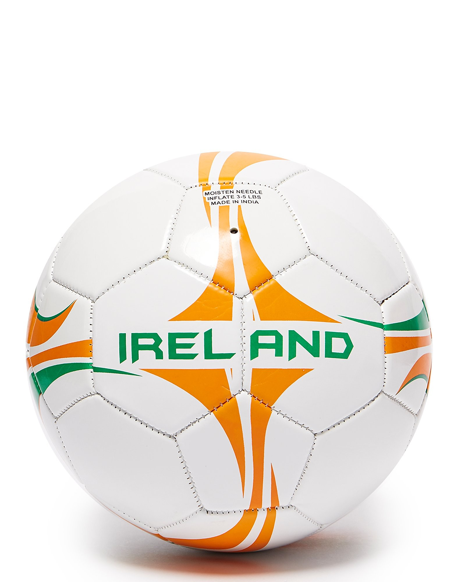 Daricia Republic of Ireland Football - Wit - Heren