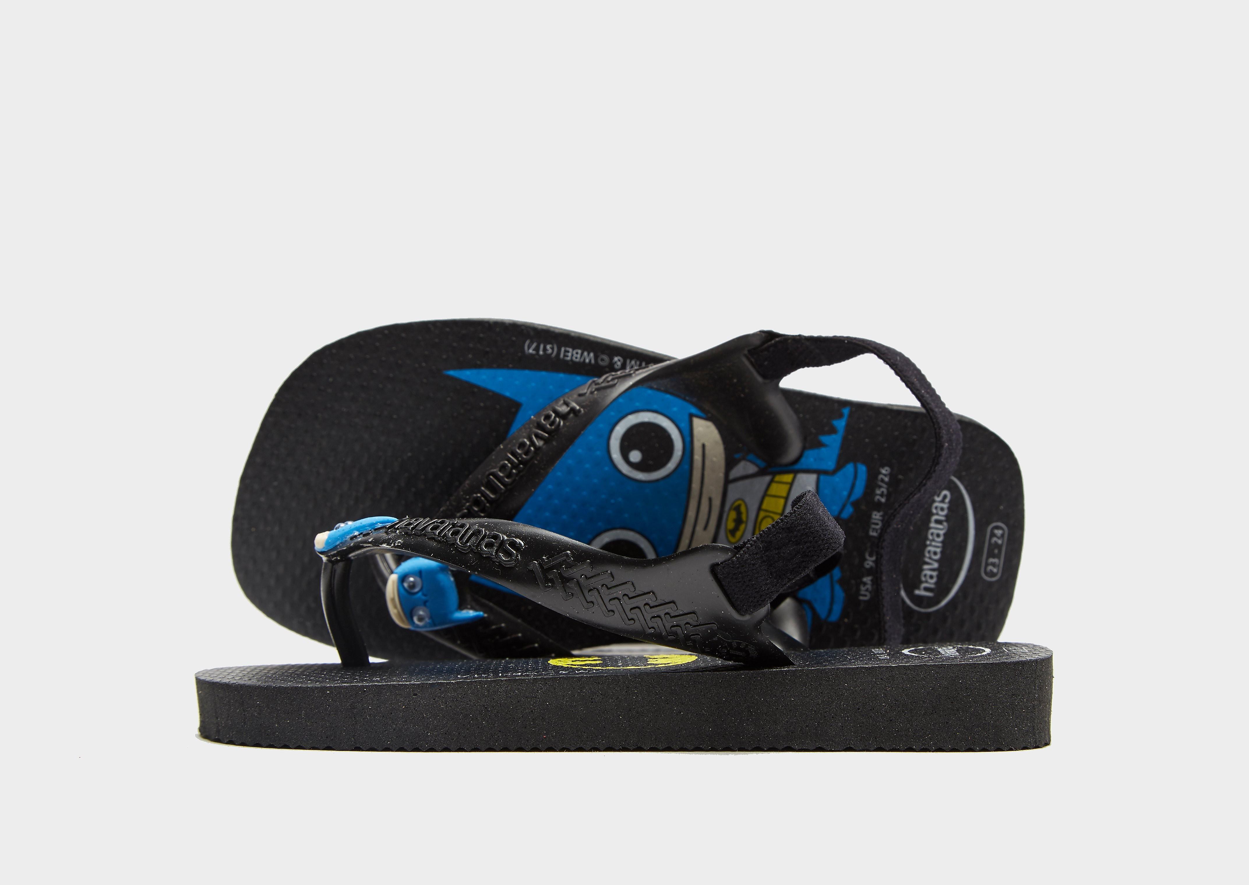 Havaianas Baby Herois Sandals Baby's - Zwart - Kind