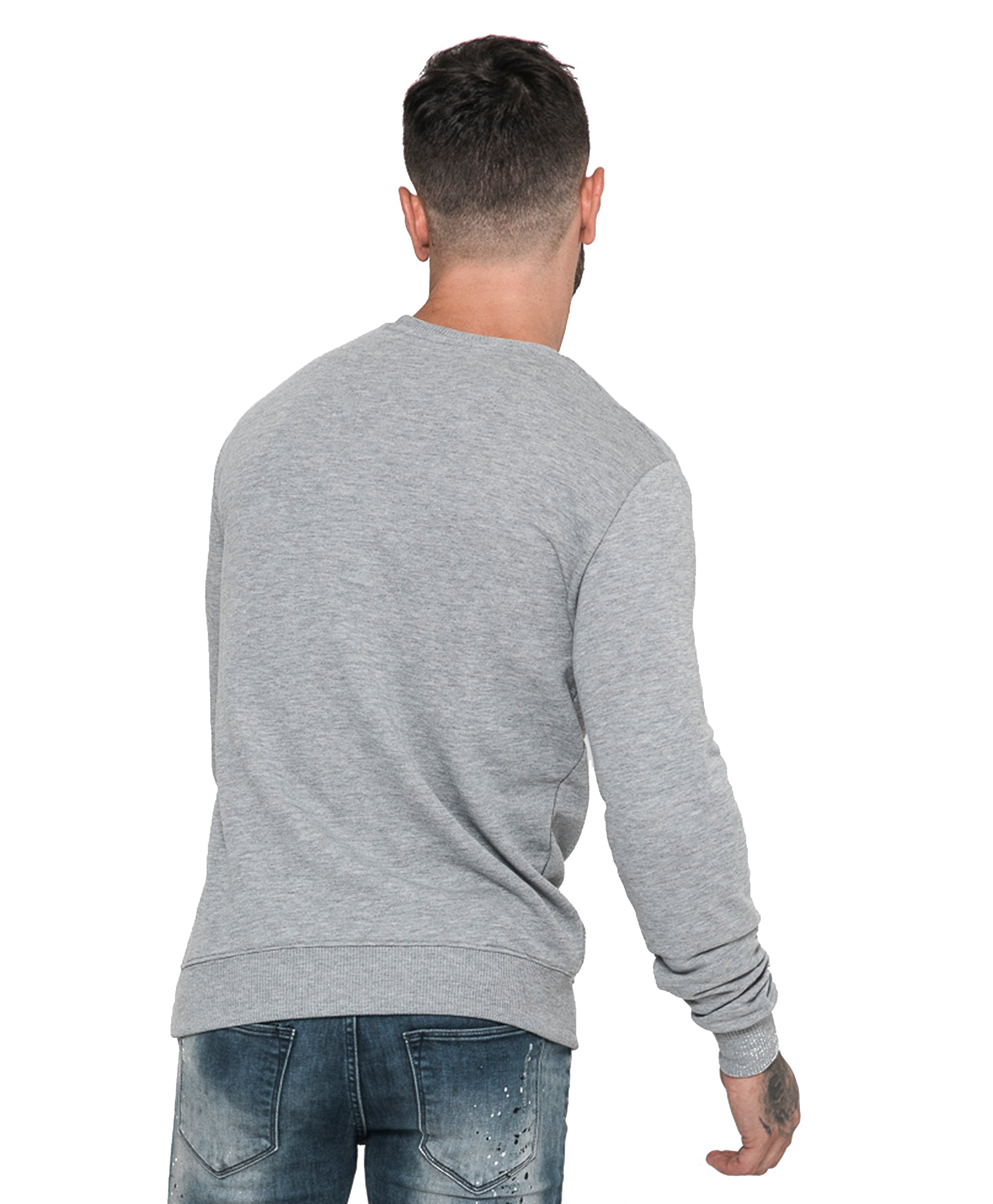 Good For Nothing Crew Rage Sweater