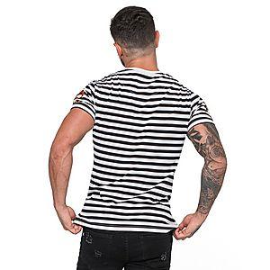 e1b145eea0b ... Good For Nothing Stripe Snake T-Shirt