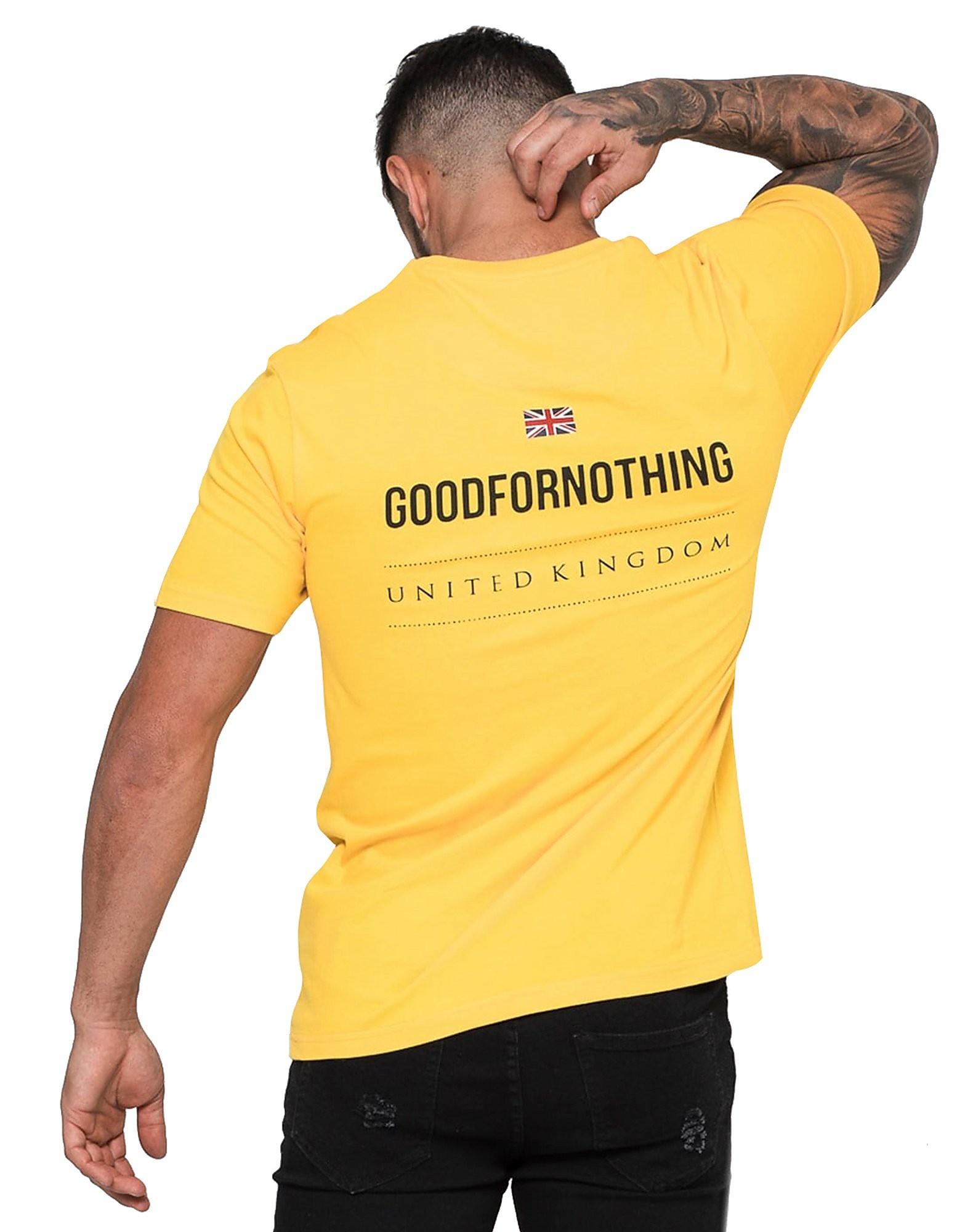 Good For Nothing Back Logo T-Shirt