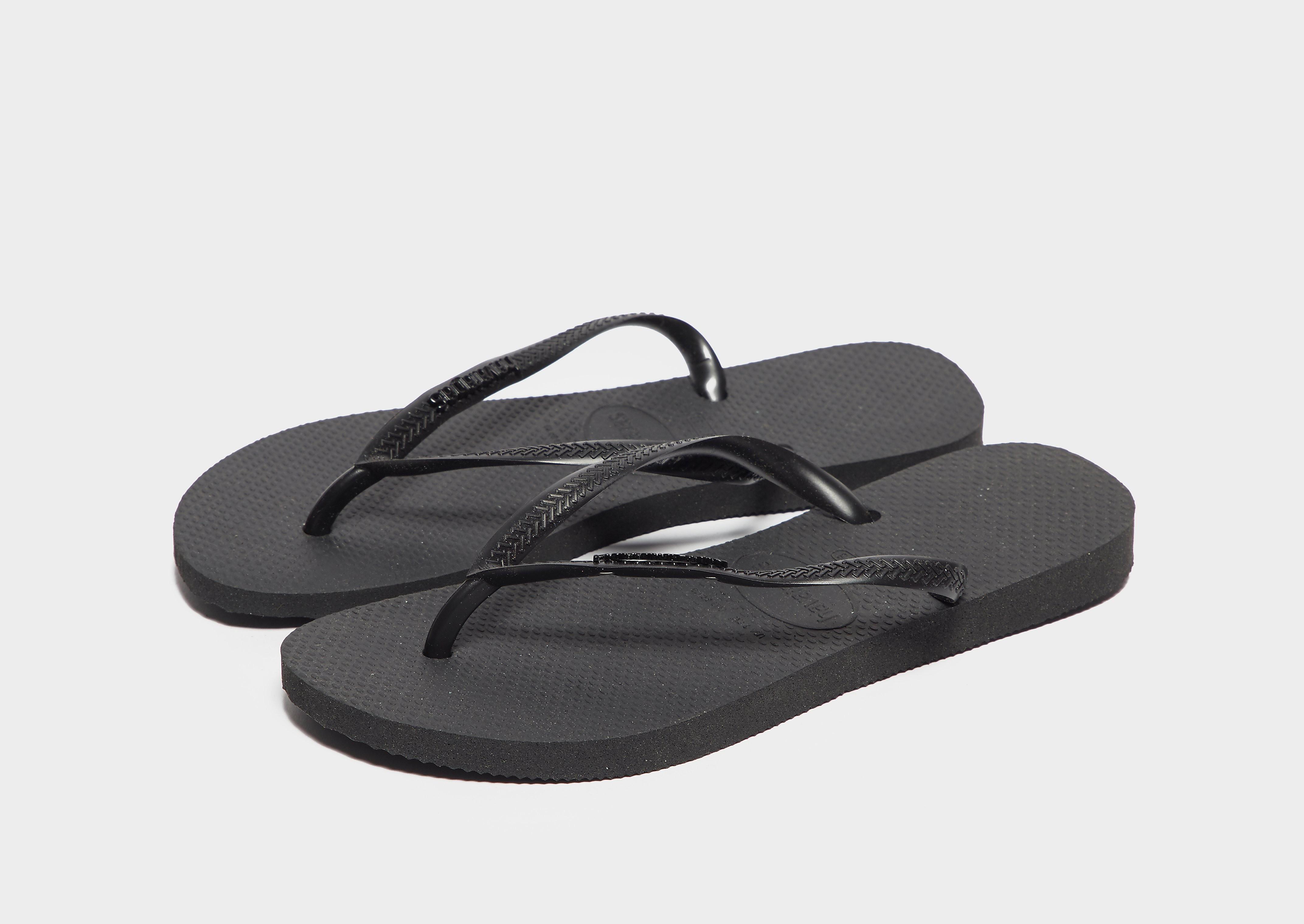 Havaianas Slim Metallic Flip Flops Women's