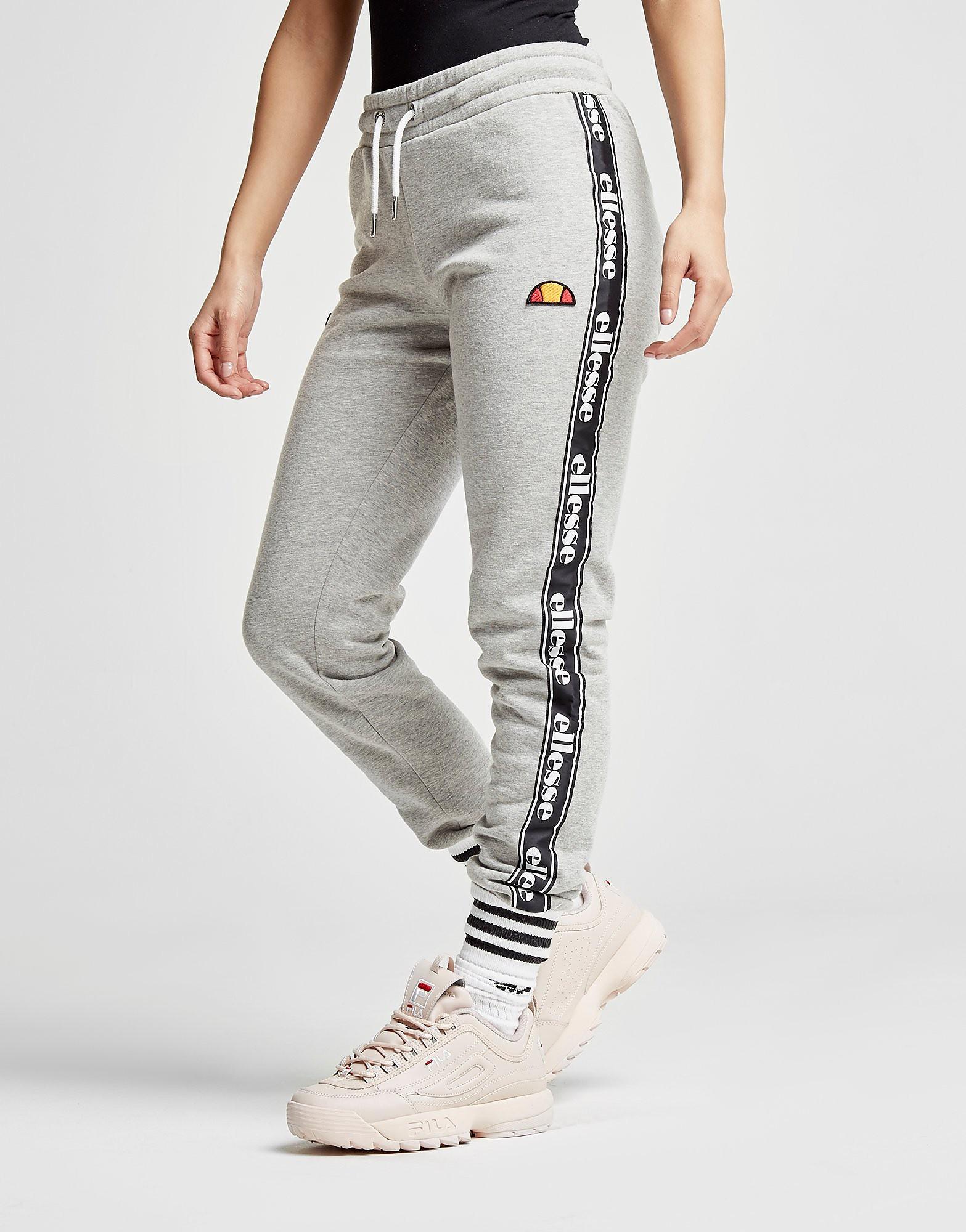Ellesse Pantalon Tape Fleece Femme