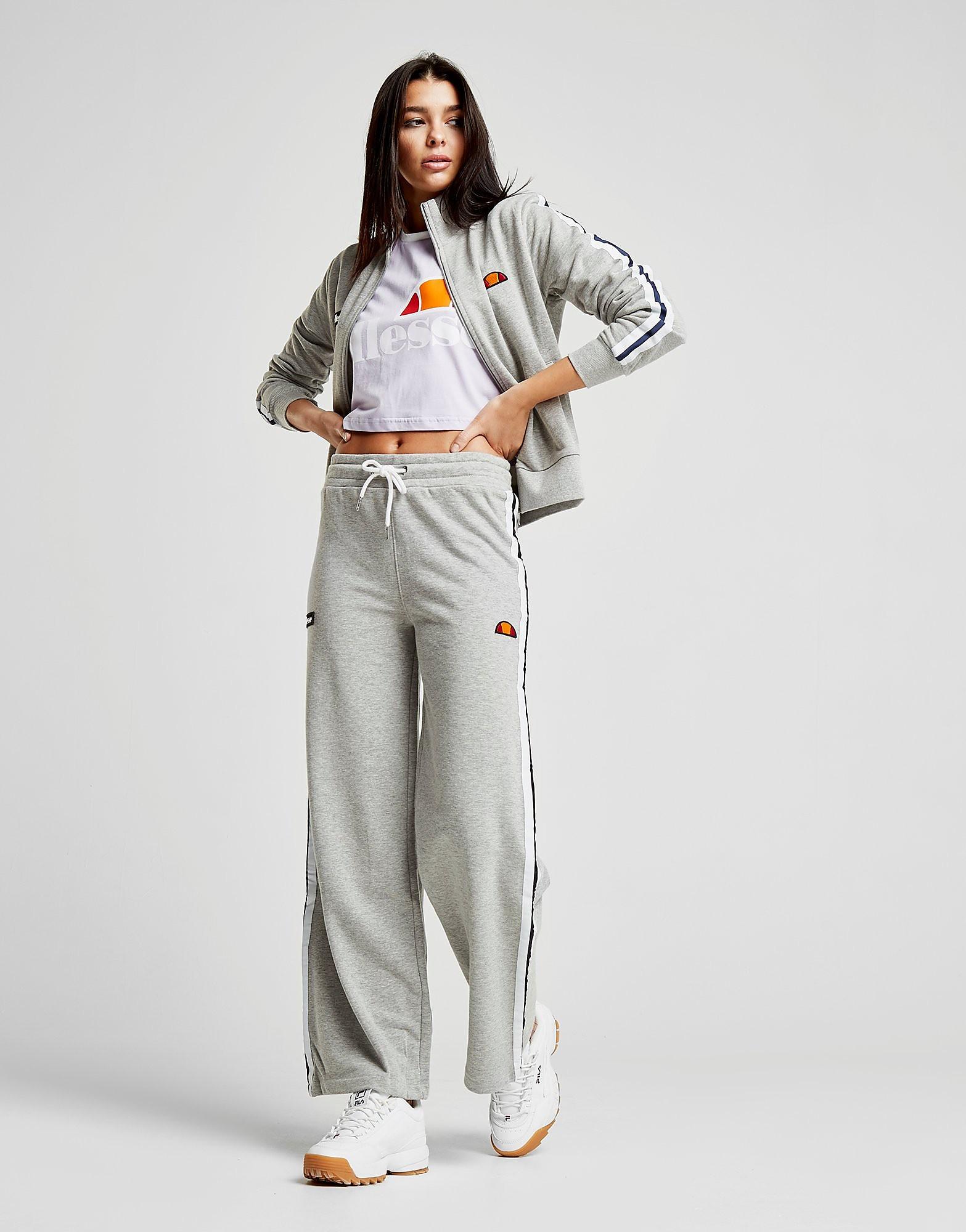 Ellesse Stripe Full Zip Track Top