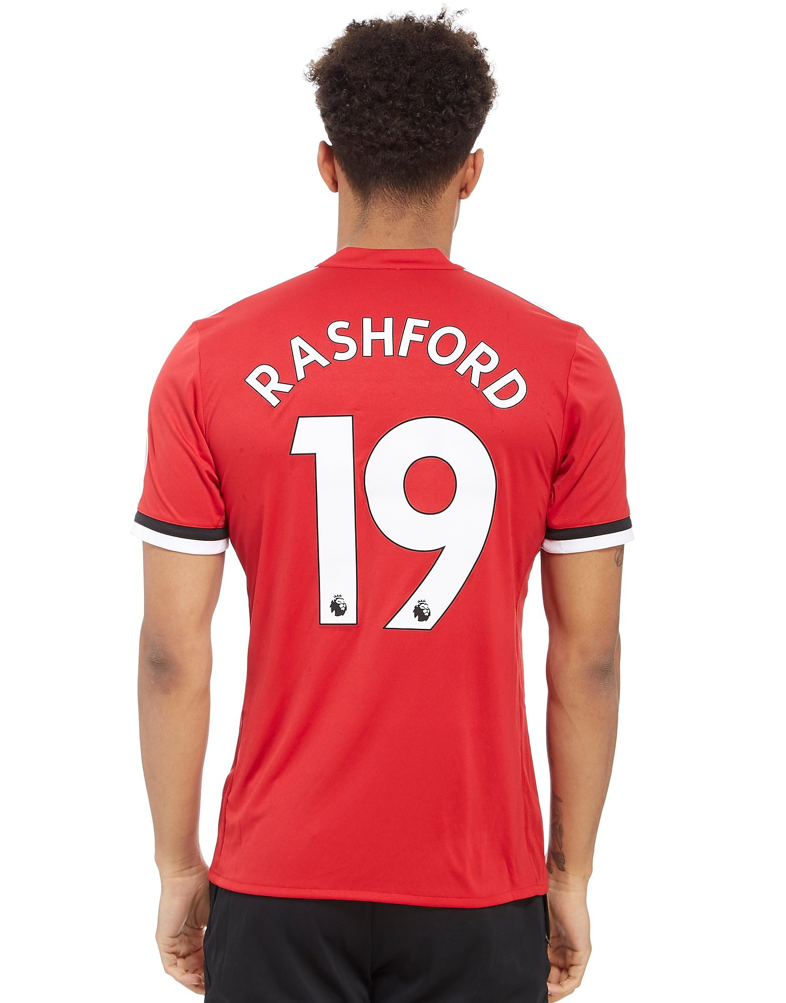 adidas Manchester United Rashford 2017/18 Home Shirt