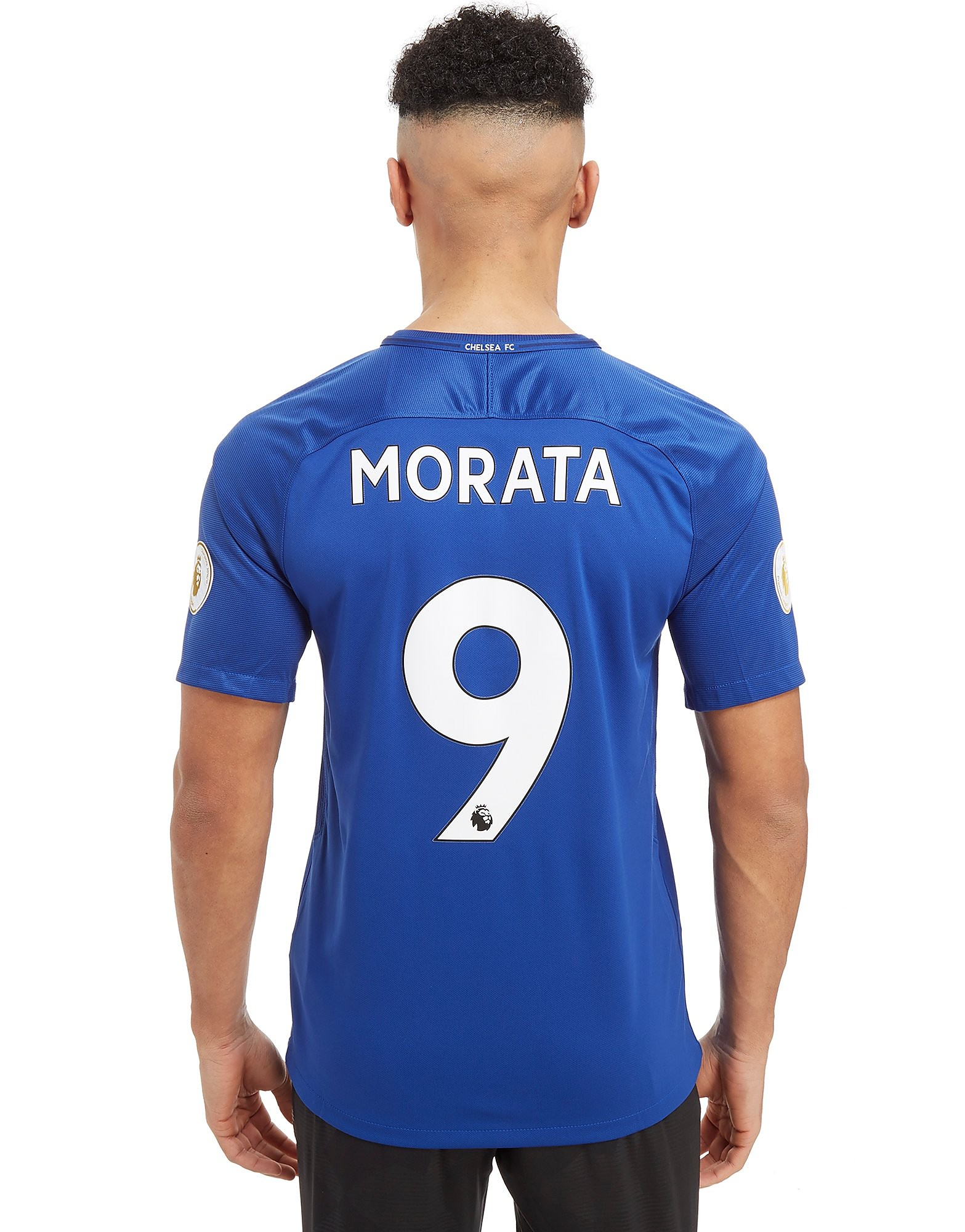 Nike Chelsea FC Home 2017 Morata #9 Shirt