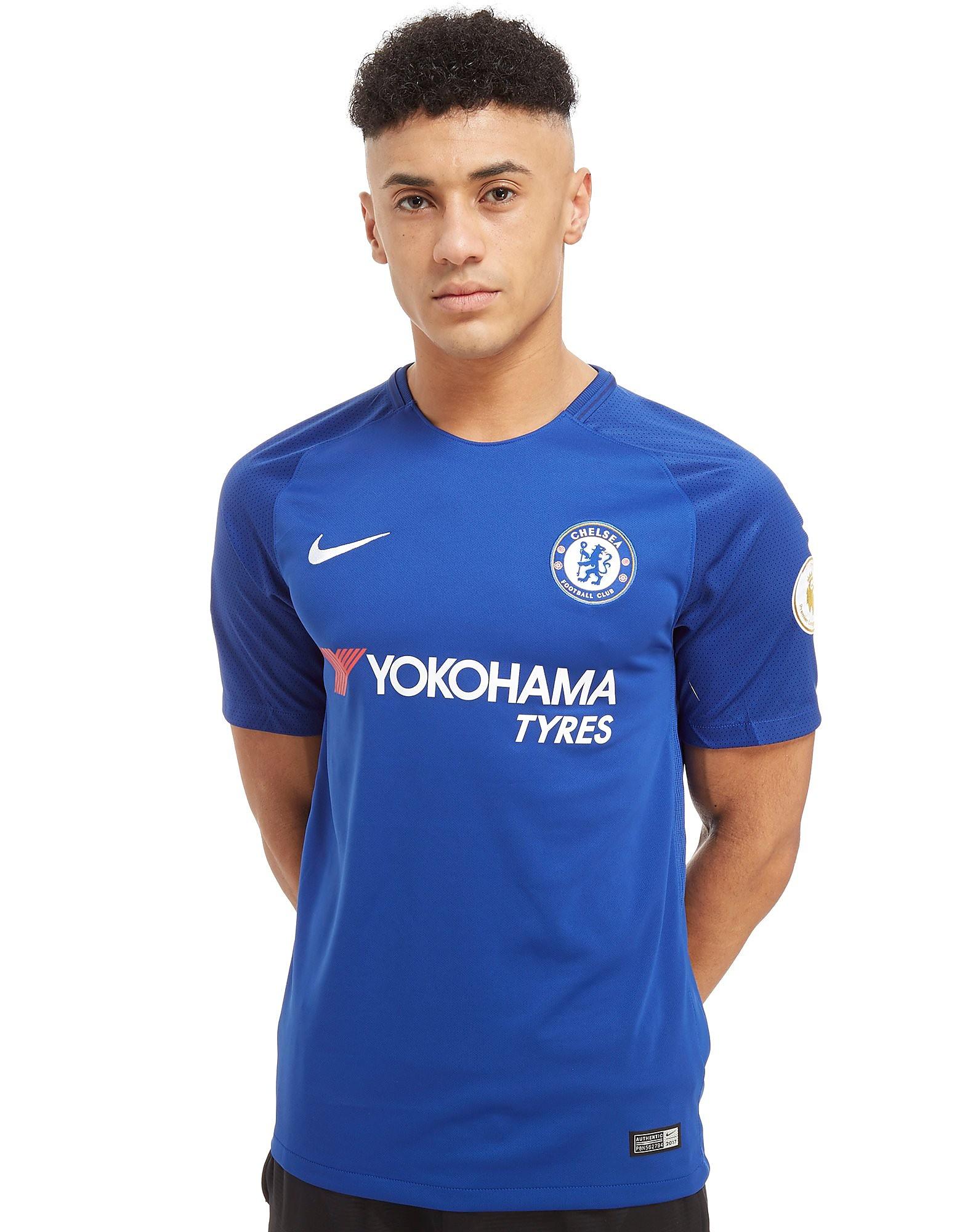 Nike Chelsea FC Home 2017 Hazard #10 Shirt