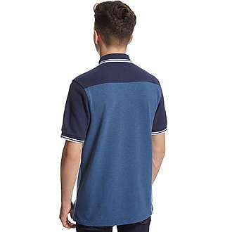 Fred Perry Two Colour Polo Shirt Junior