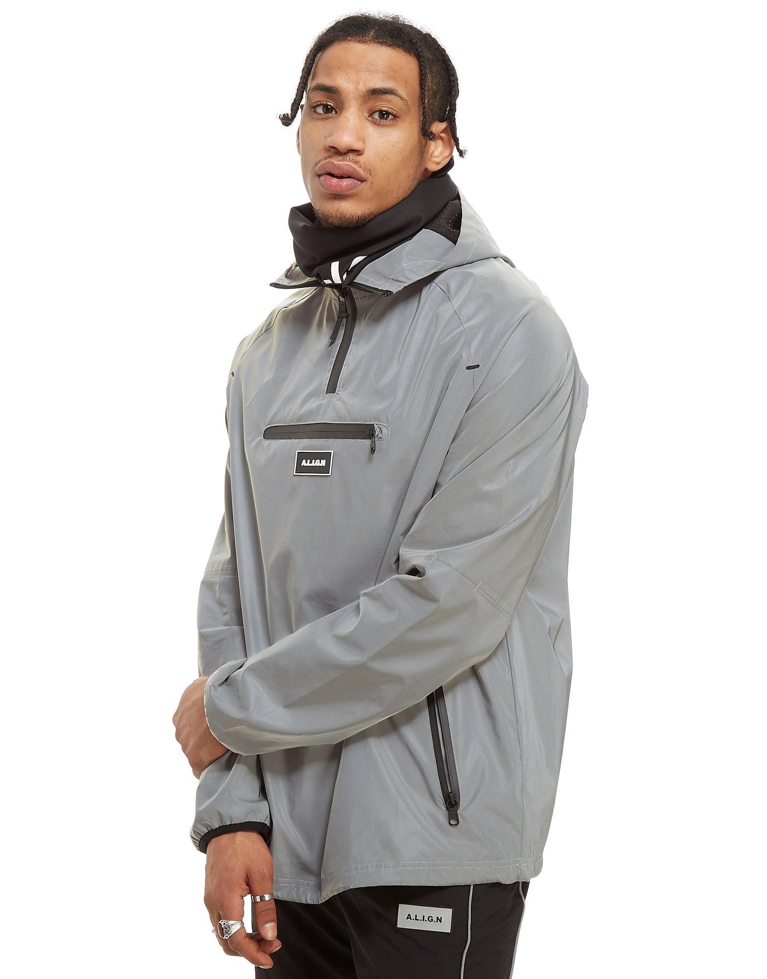 Align Vultee 1/4 Zip Reflective Jacket