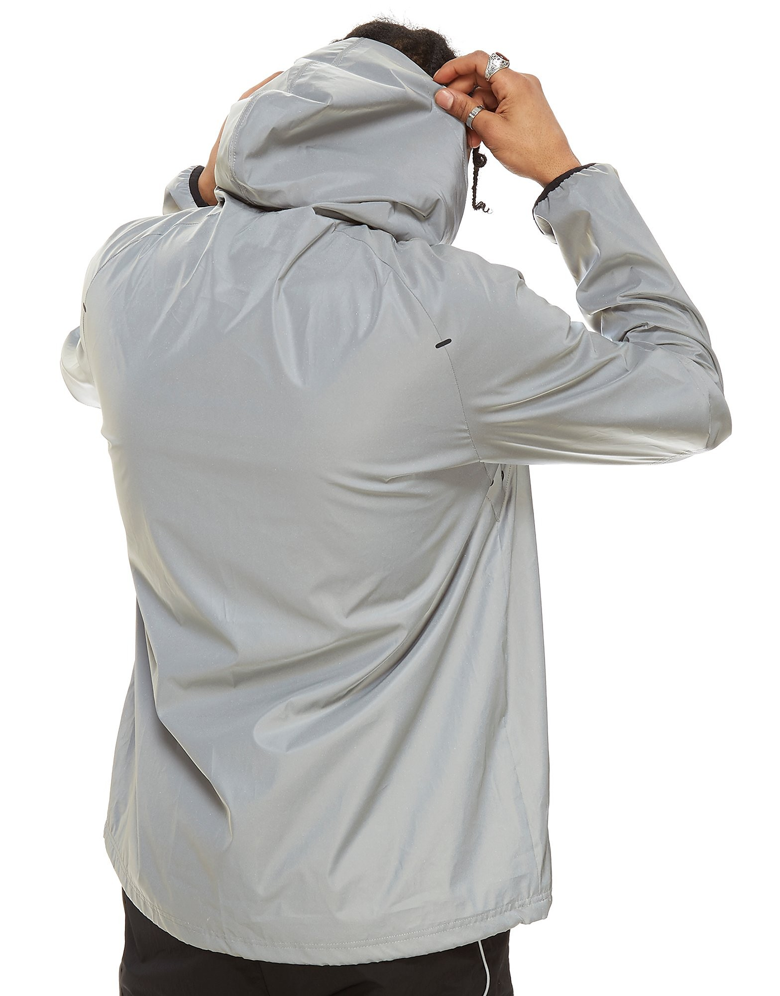 Align Veste réfléchissante zippée 1/4 Vultee Reflective Homme