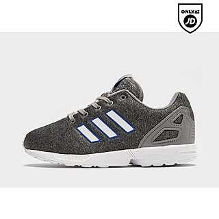 premium selection 80ac8 aaeaa order zx flux shoes jd sports 08639 d643d