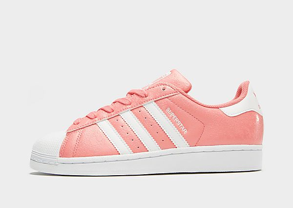adidas Originals Superstar Junior - Pink White - Kids - Female First  Shopping 7add5b116