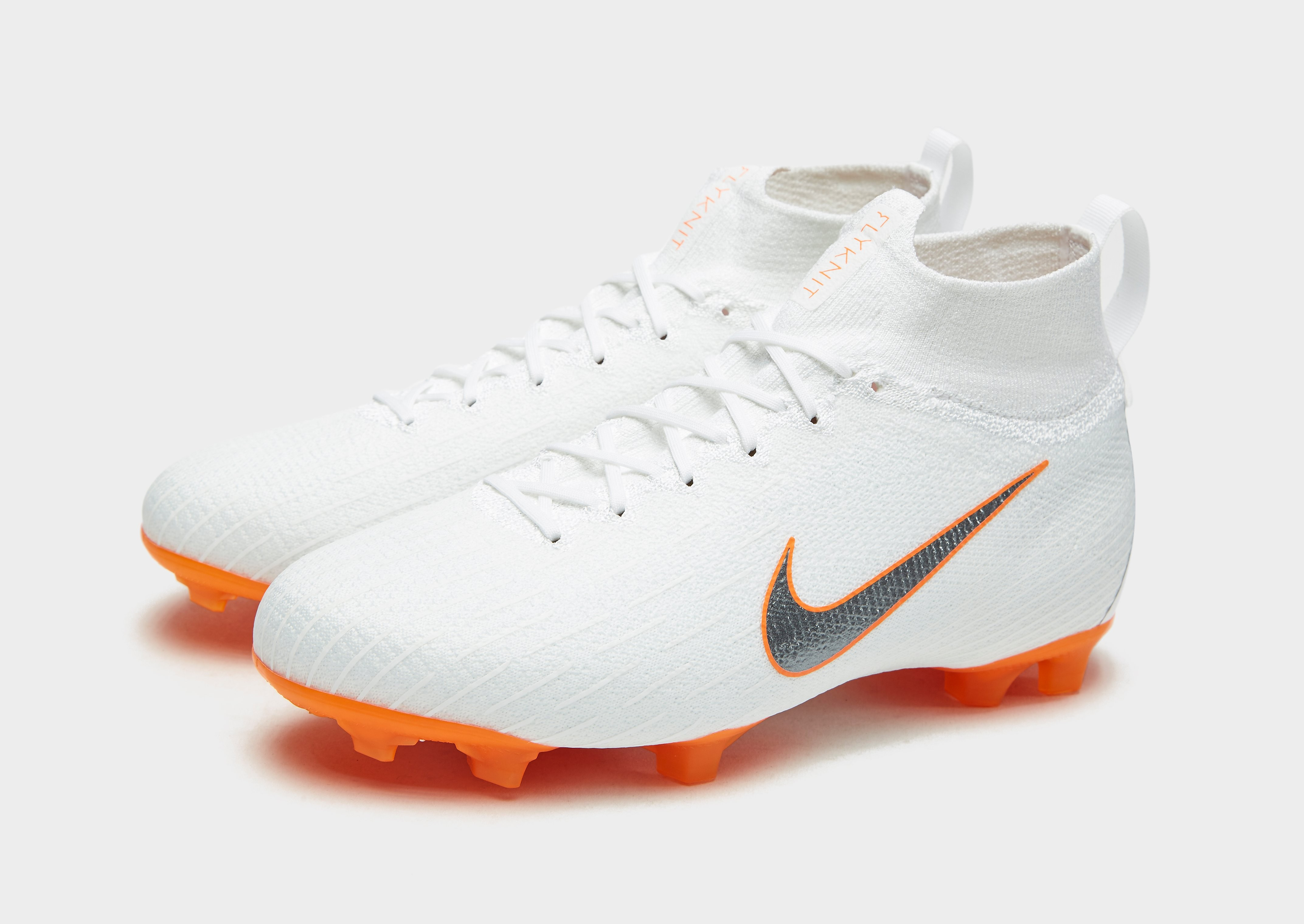 Nike Just Do It Mercurial FG Junior