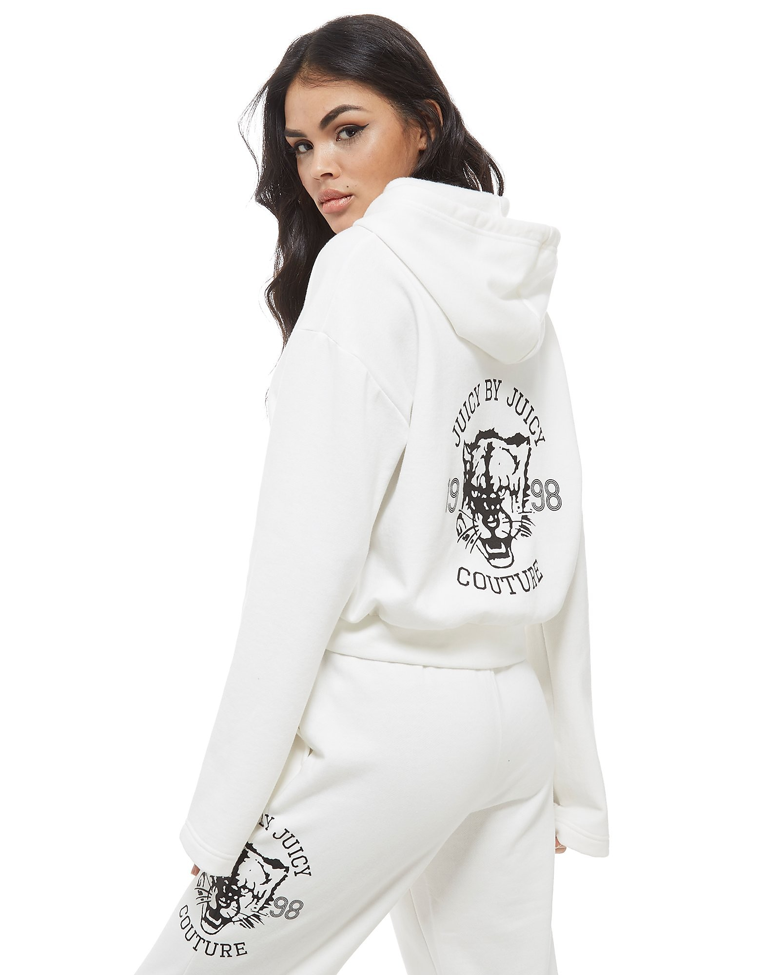 Juicy by Juicy Couture Crop Overhead Hoodie