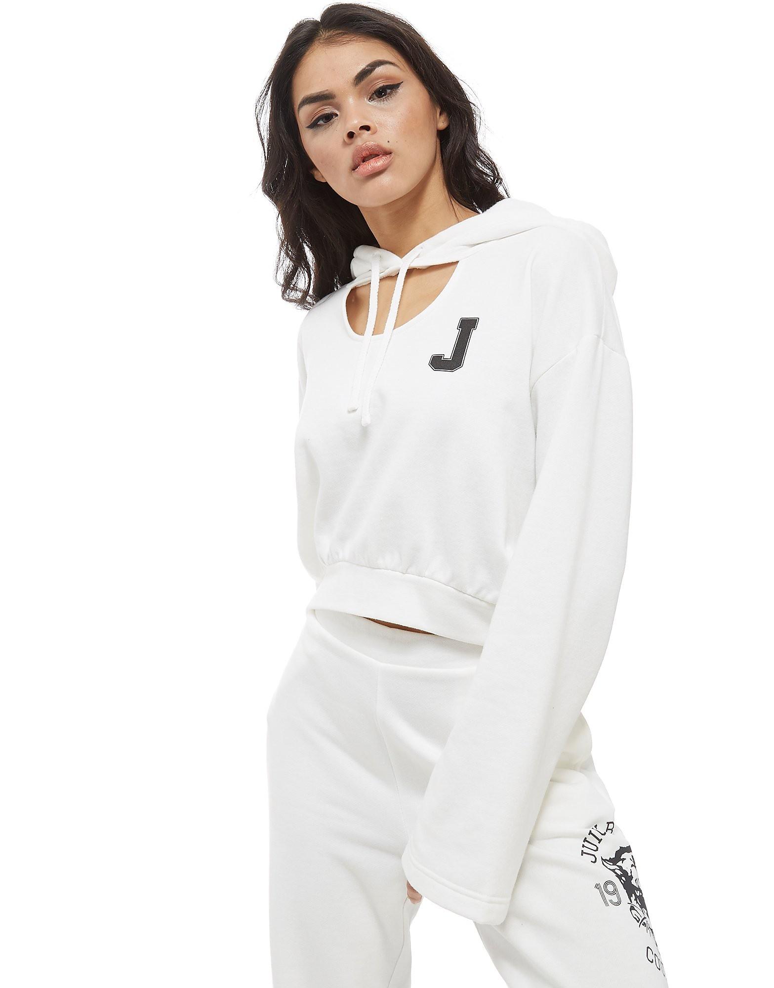 Juicy by Juicy Couture Crop Overhead Hoodie