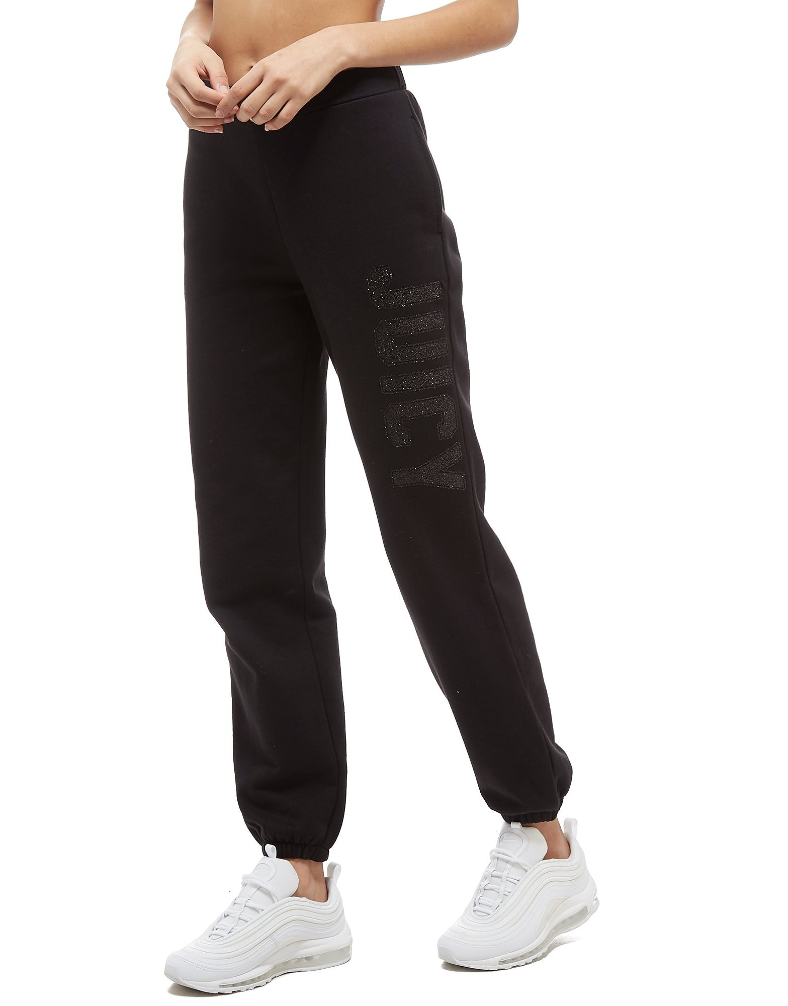 Juicy by Juicy Couture Logo Fleece Pants
