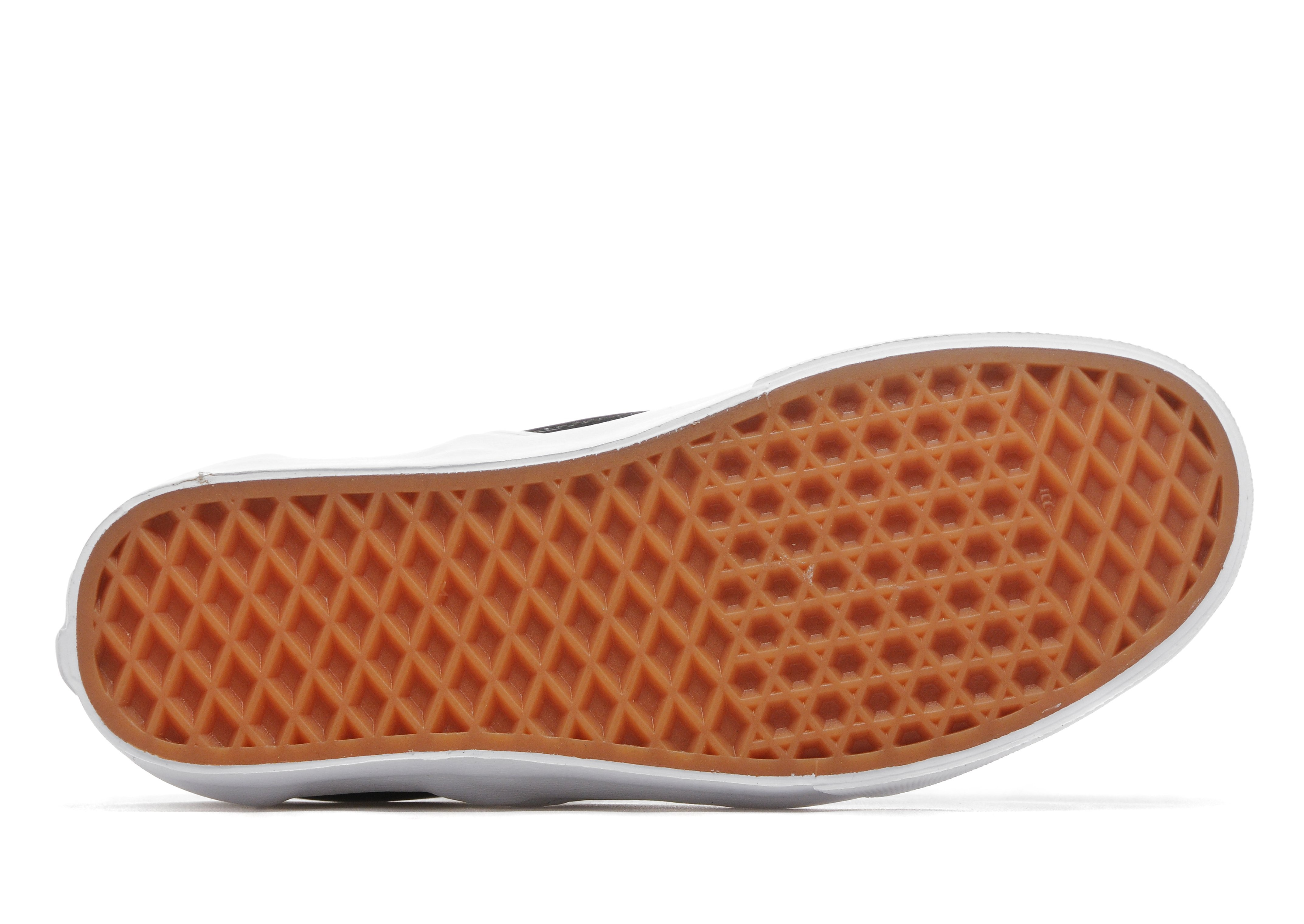 Vans Patent Leather Slip-On Women's